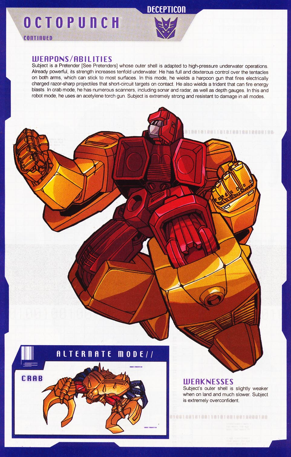 Read online Transformers: More than Meets the Eye comic -  Issue #4 - 22