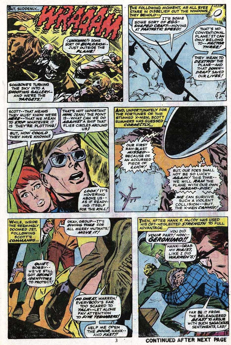 Uncanny X-Men (1963) 85 Page 4