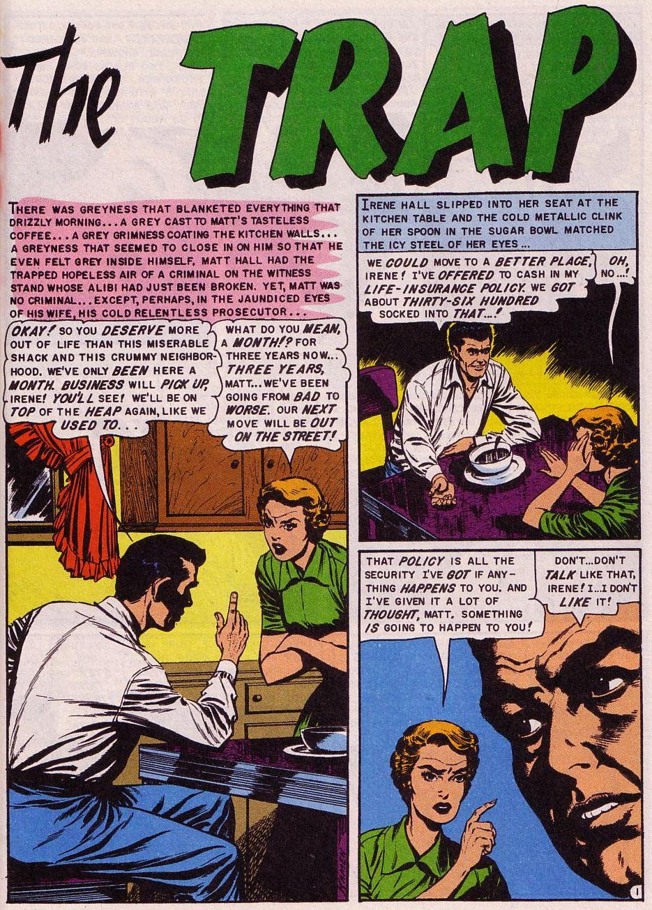 Read online Shock SuspenStories comic -  Issue #18 - 8