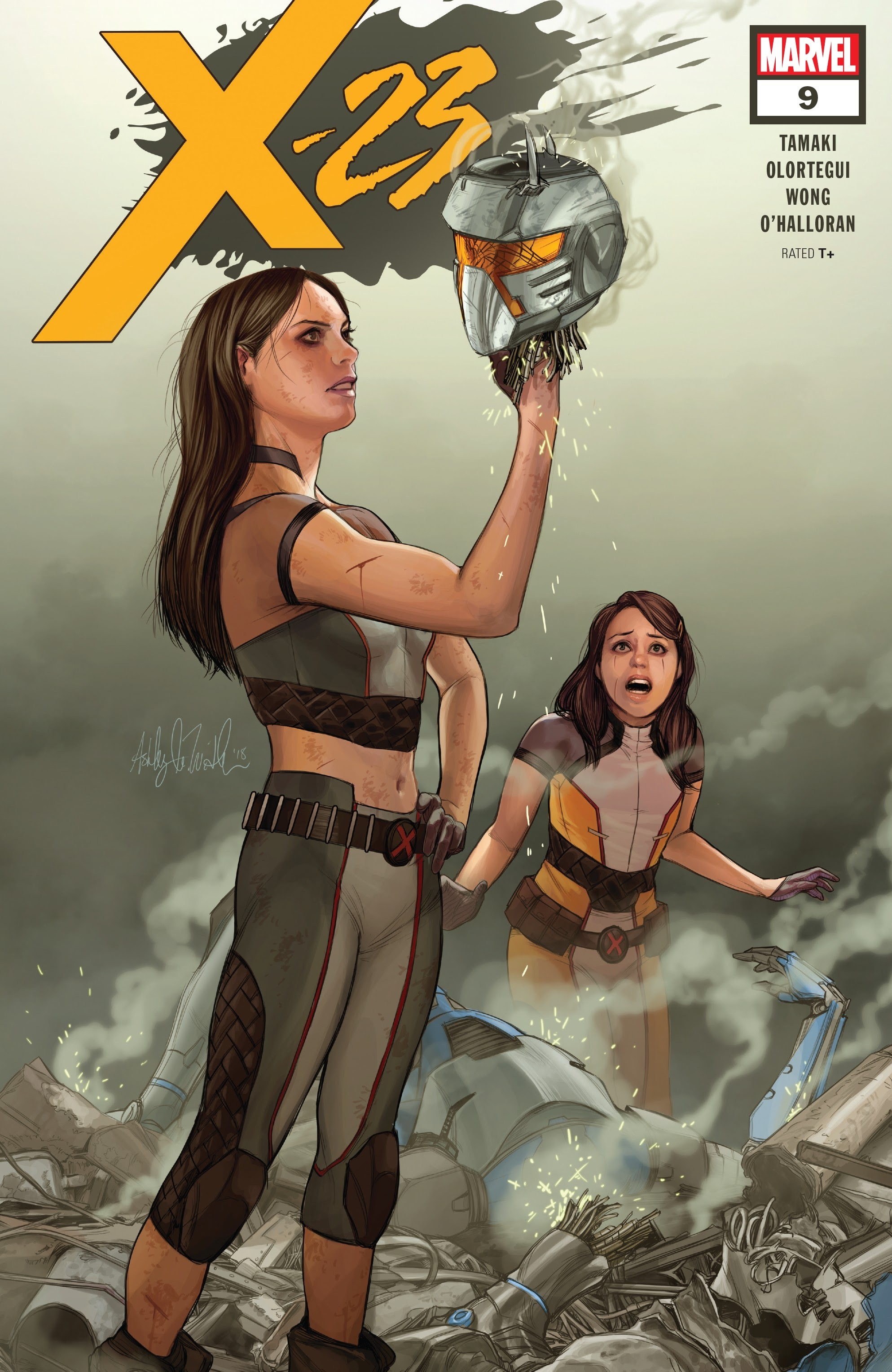 X-23 (2018) 9 Page 1