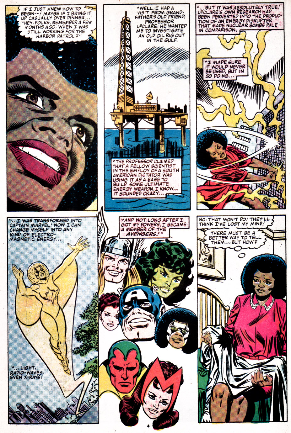 The Avengers (1963) 246 Page 4