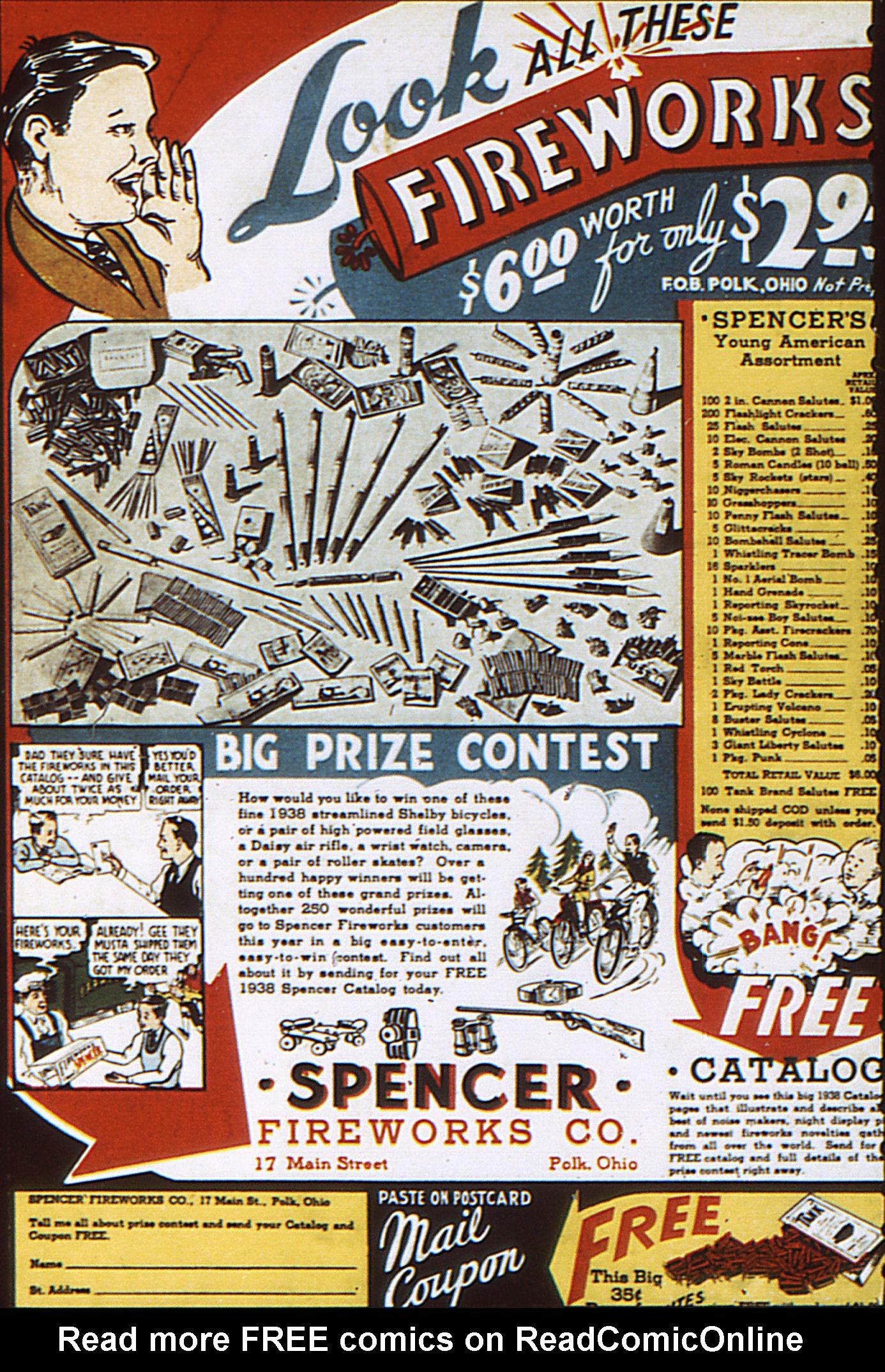 Read online Adventure Comics (1938) comic -  Issue #27 - 68