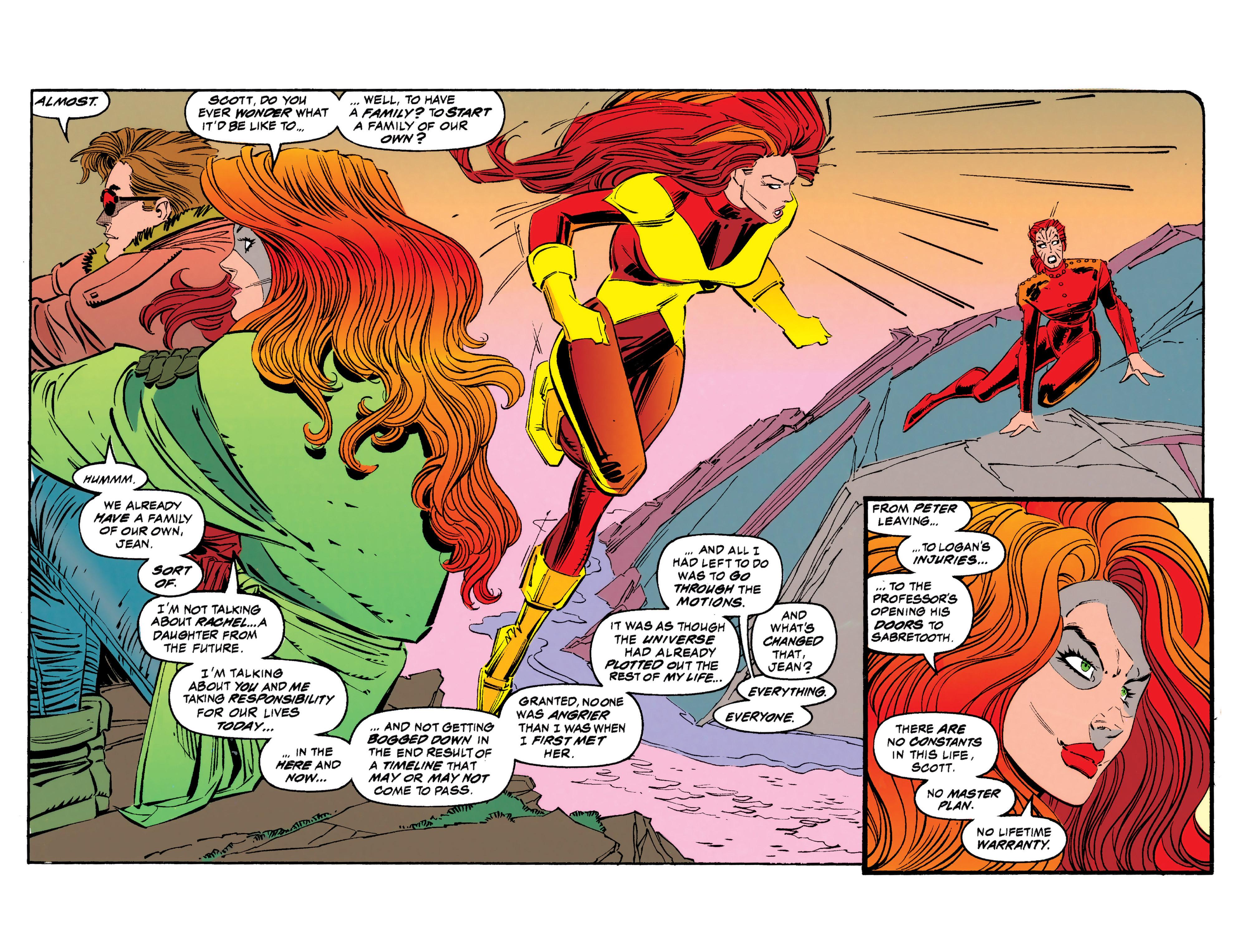 Read online Uncanny X-Men (1963) comic -  Issue #308 - 13