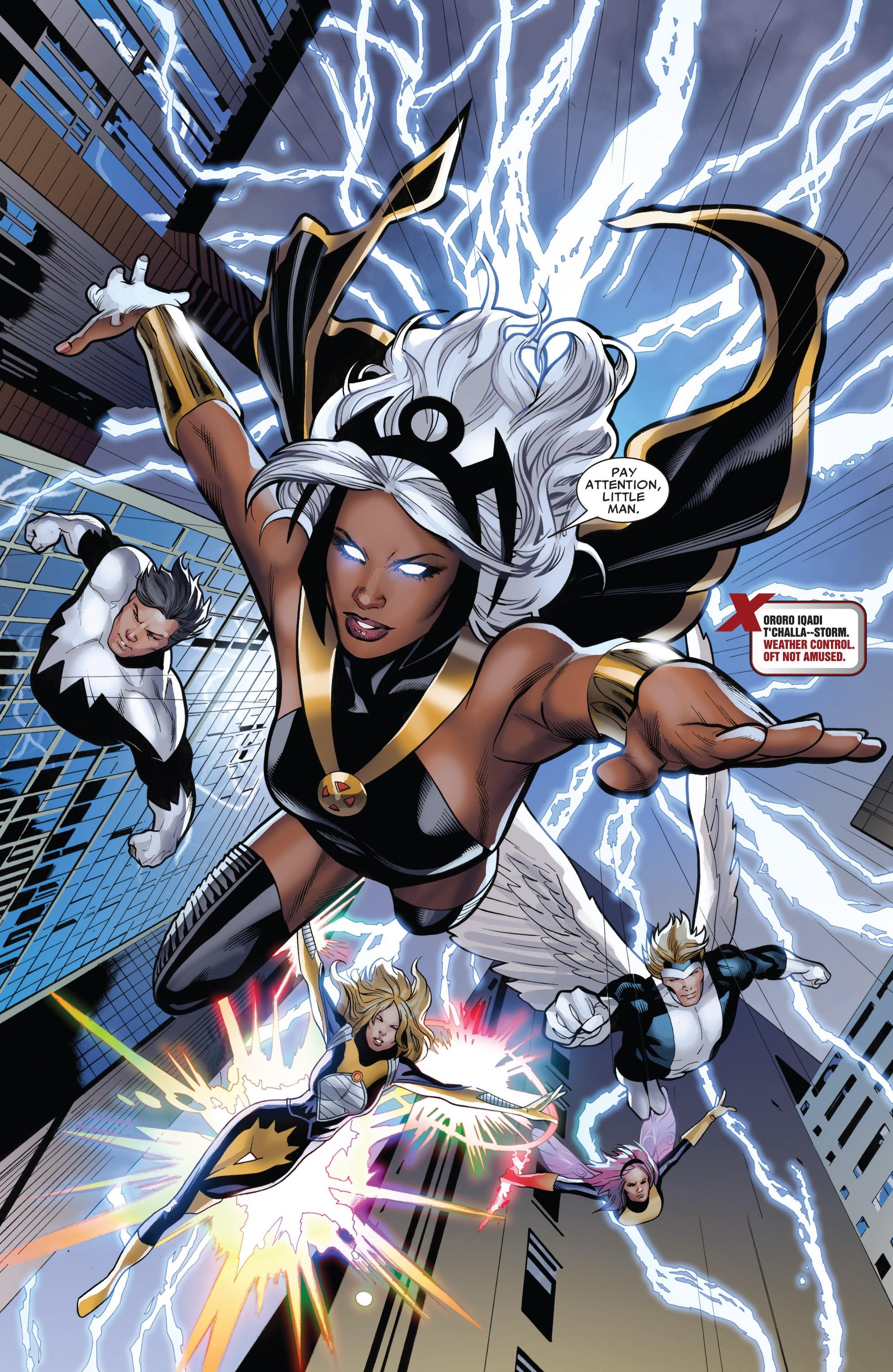 Read online Uncanny X-Men (1963) comic -  Issue #531 - 17