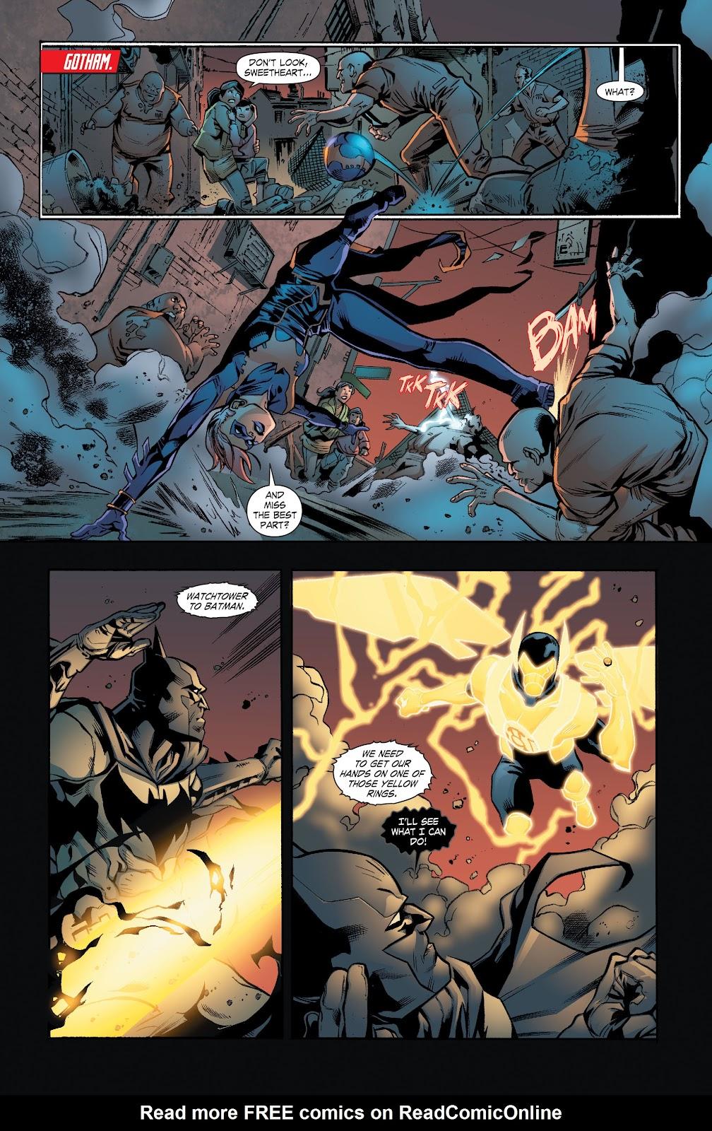 Read online Smallville Season 11 [II] comic -  Issue # TPB 7 - 106