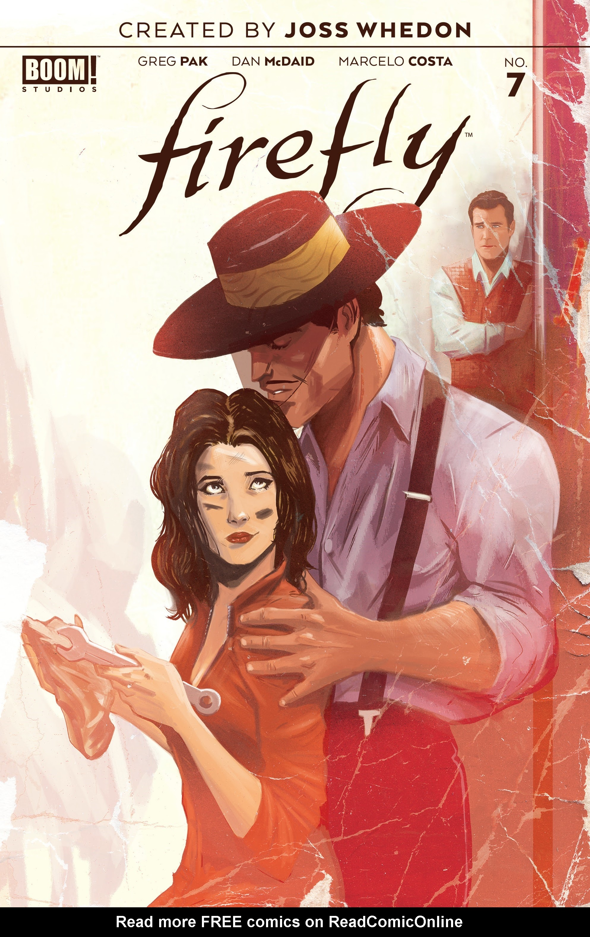 Read online Firefly comic -  Issue #7 - 1