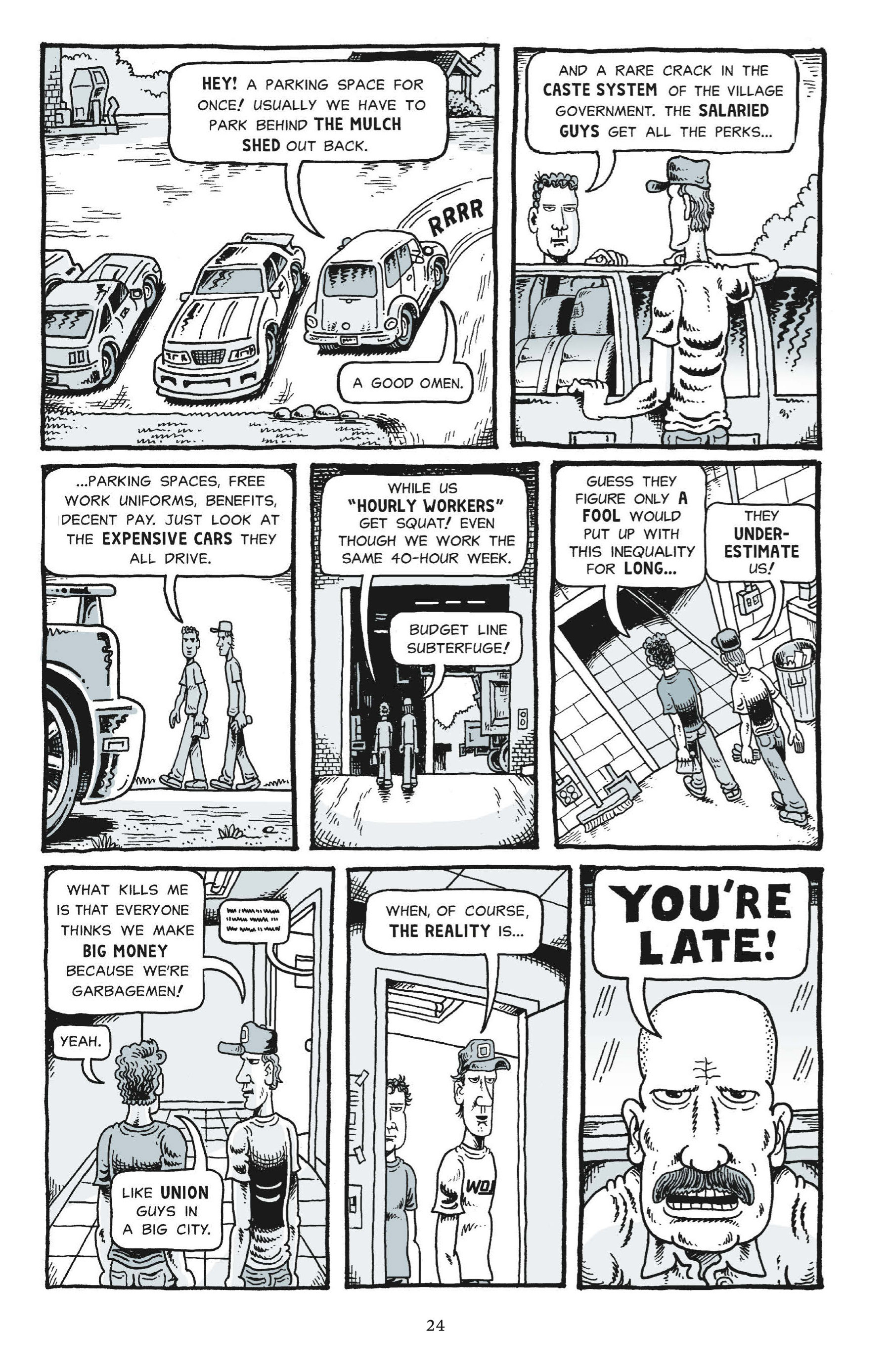 Read online Trashed comic -  Issue # Full - 25
