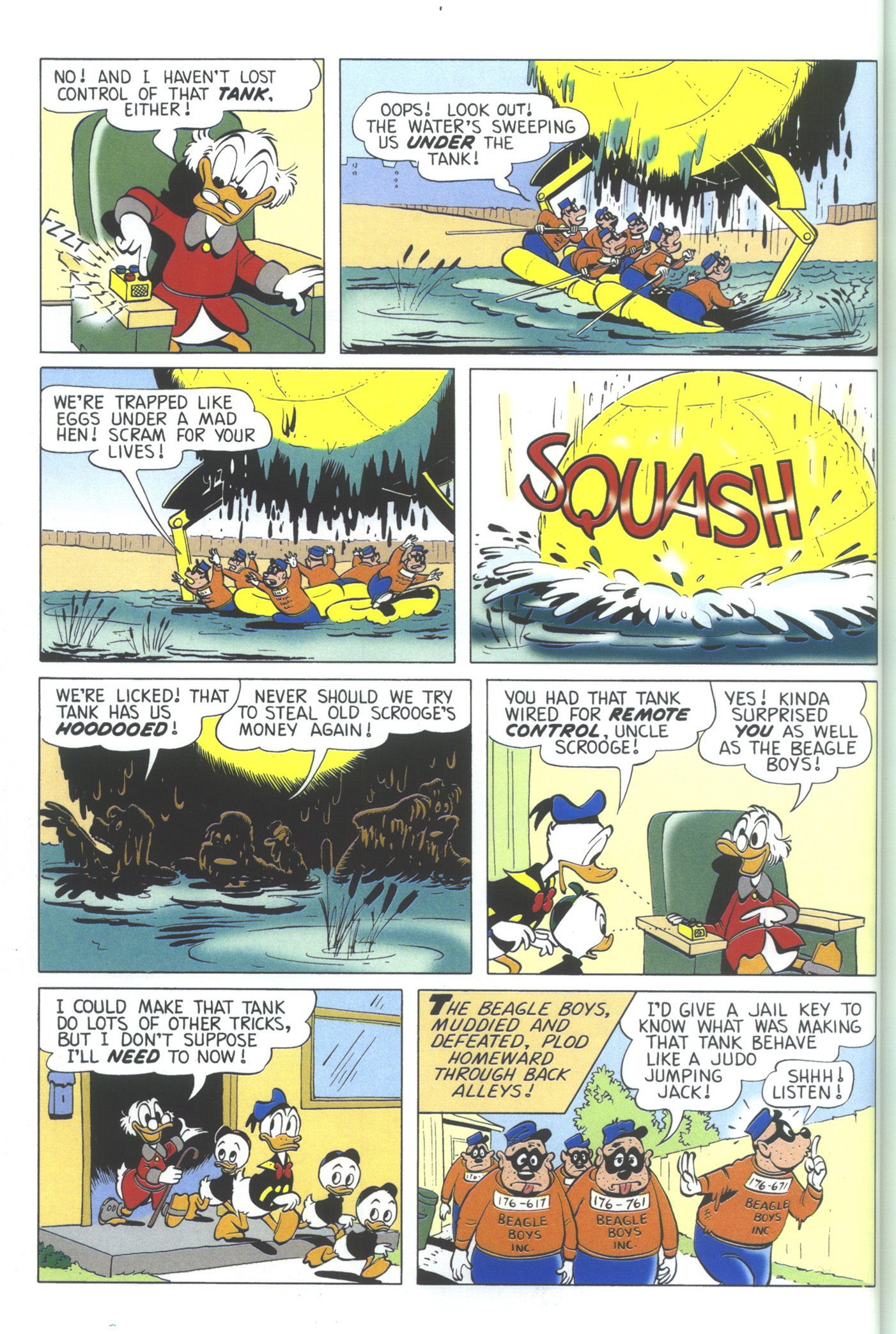 Read online Uncle Scrooge (1953) comic -  Issue #366 - 34