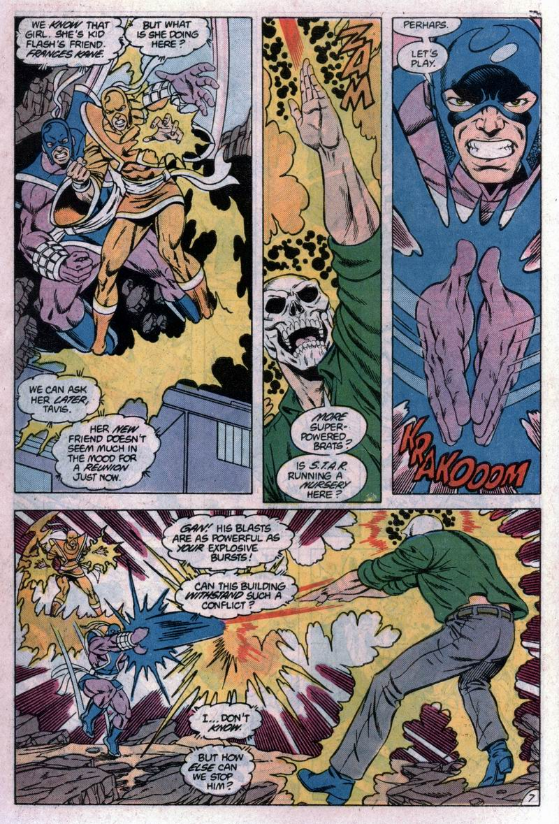 Teen Titans Spotlight issue 16 - Page 7