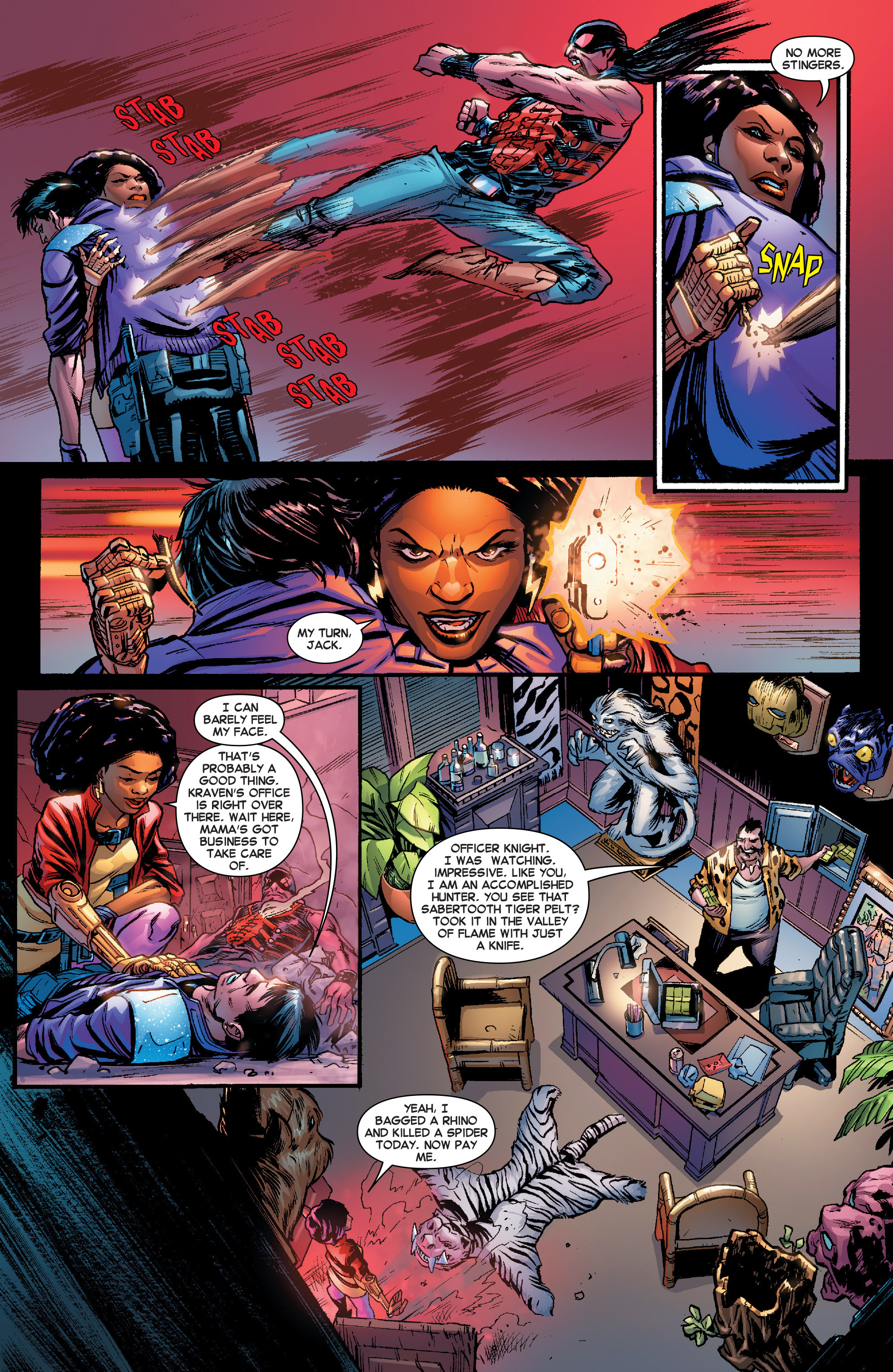 Read online Secret Wars Journal/Battleworld comic -  Issue # TPB - 35