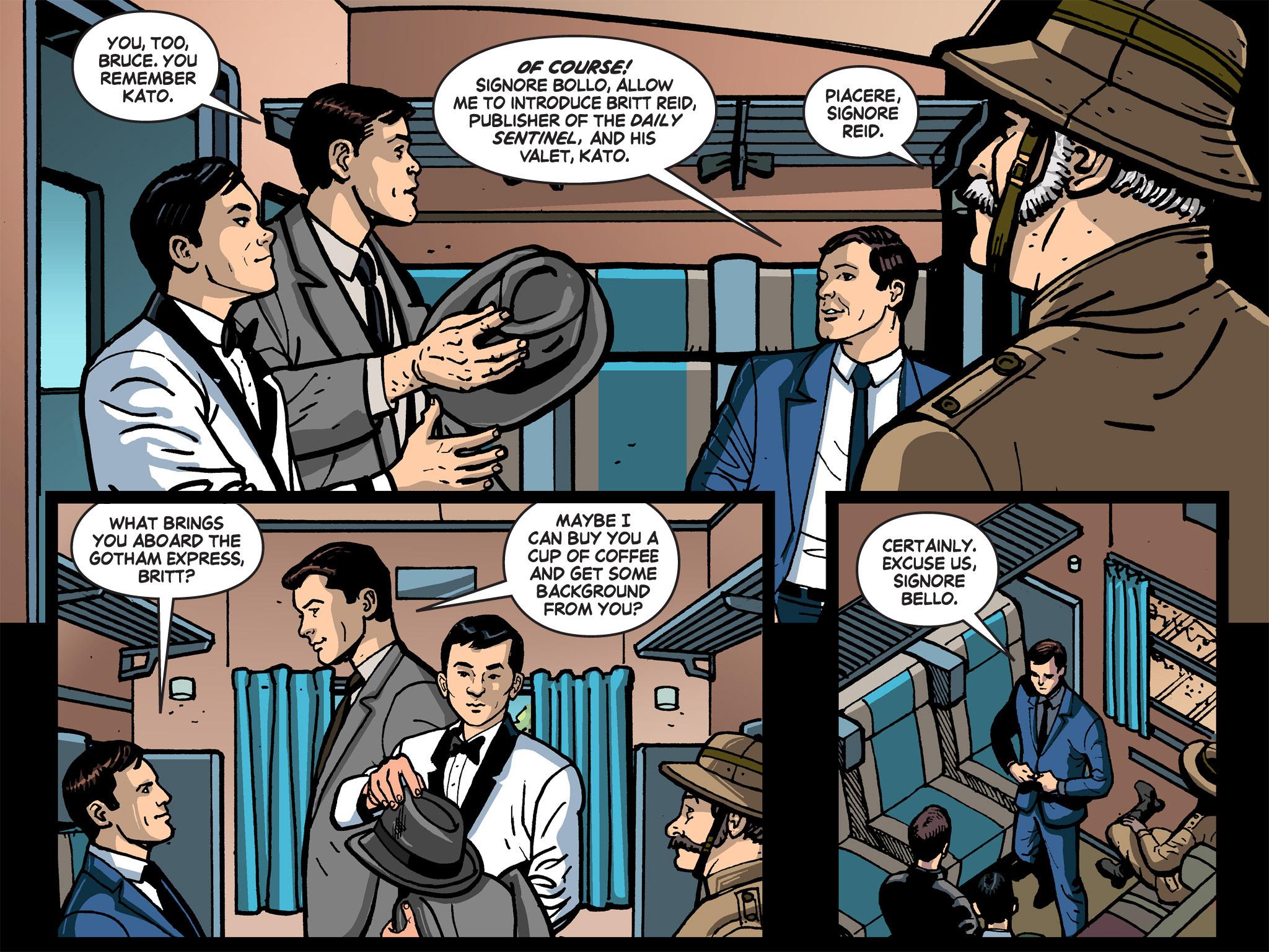 Read online Batman '66 Meets the Green Hornet [II] comic -  Issue #1 - 47
