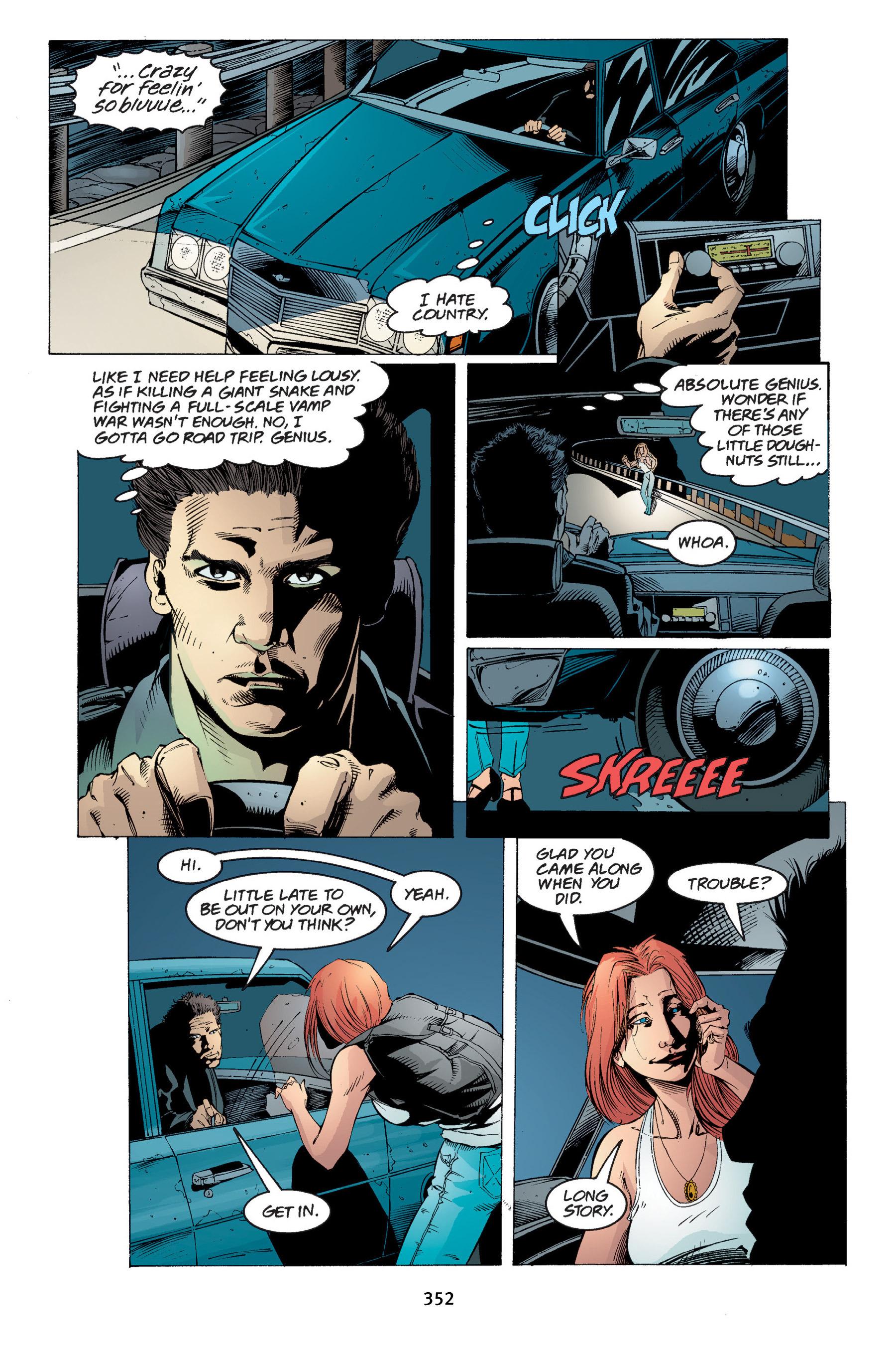 Read online Buffy the Vampire Slayer: Omnibus comic -  Issue # TPB 4 - 348