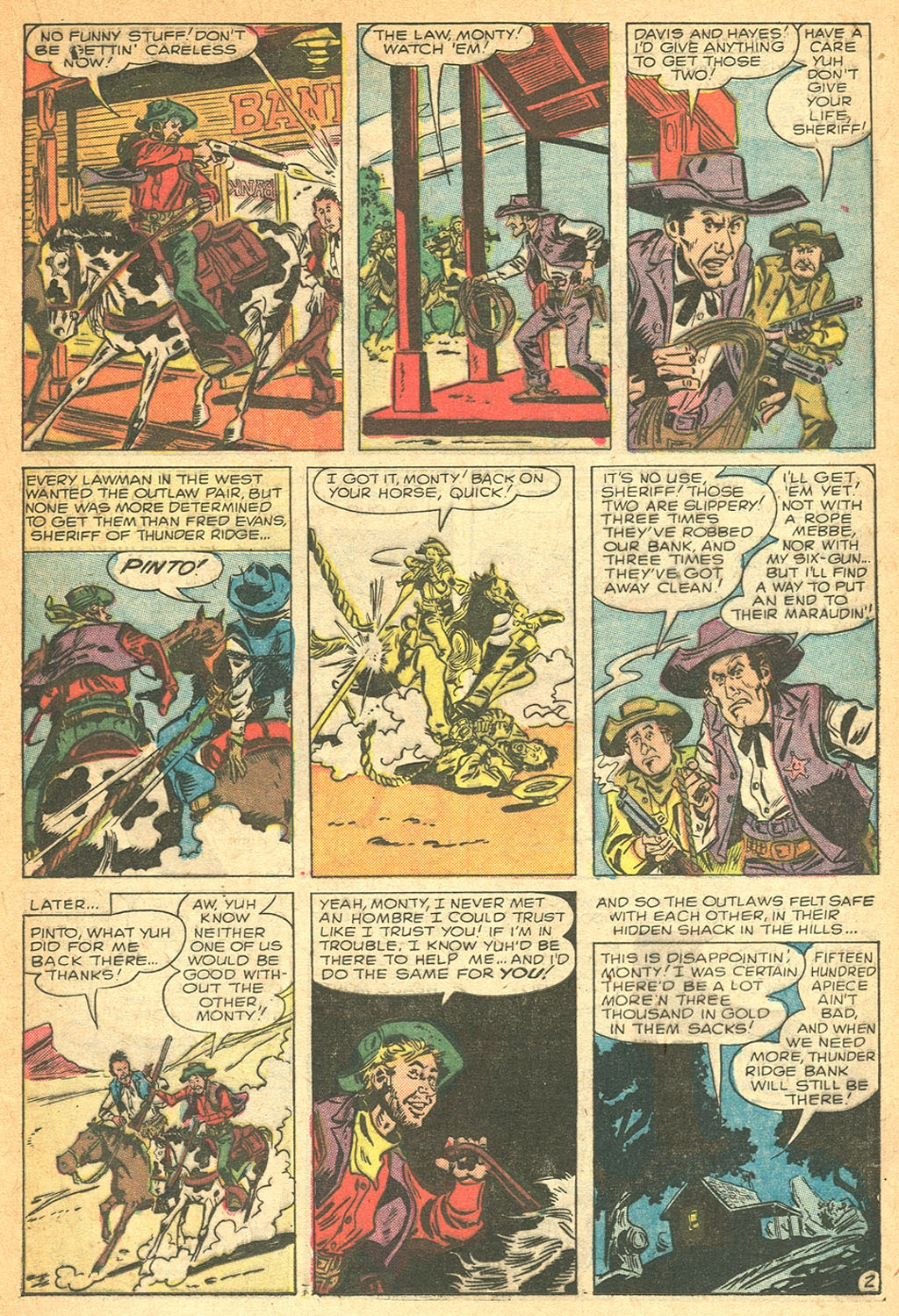 Kid Colt Outlaw issue 53 - Page 21