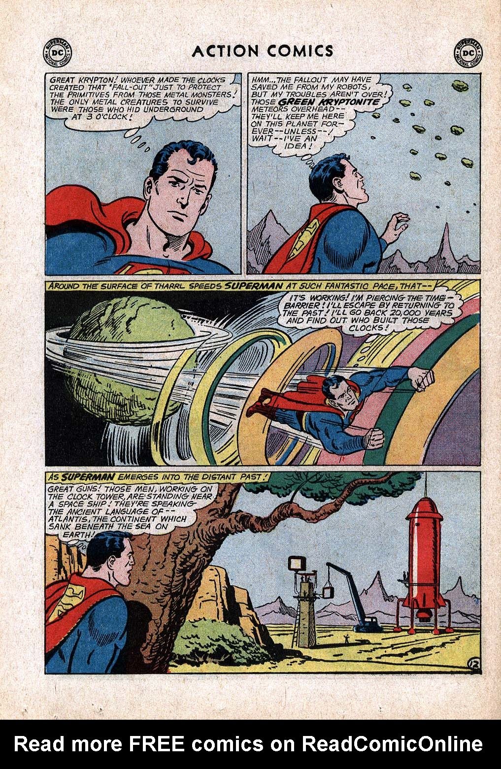 Read online Action Comics (1938) comic -  Issue #299 - 14