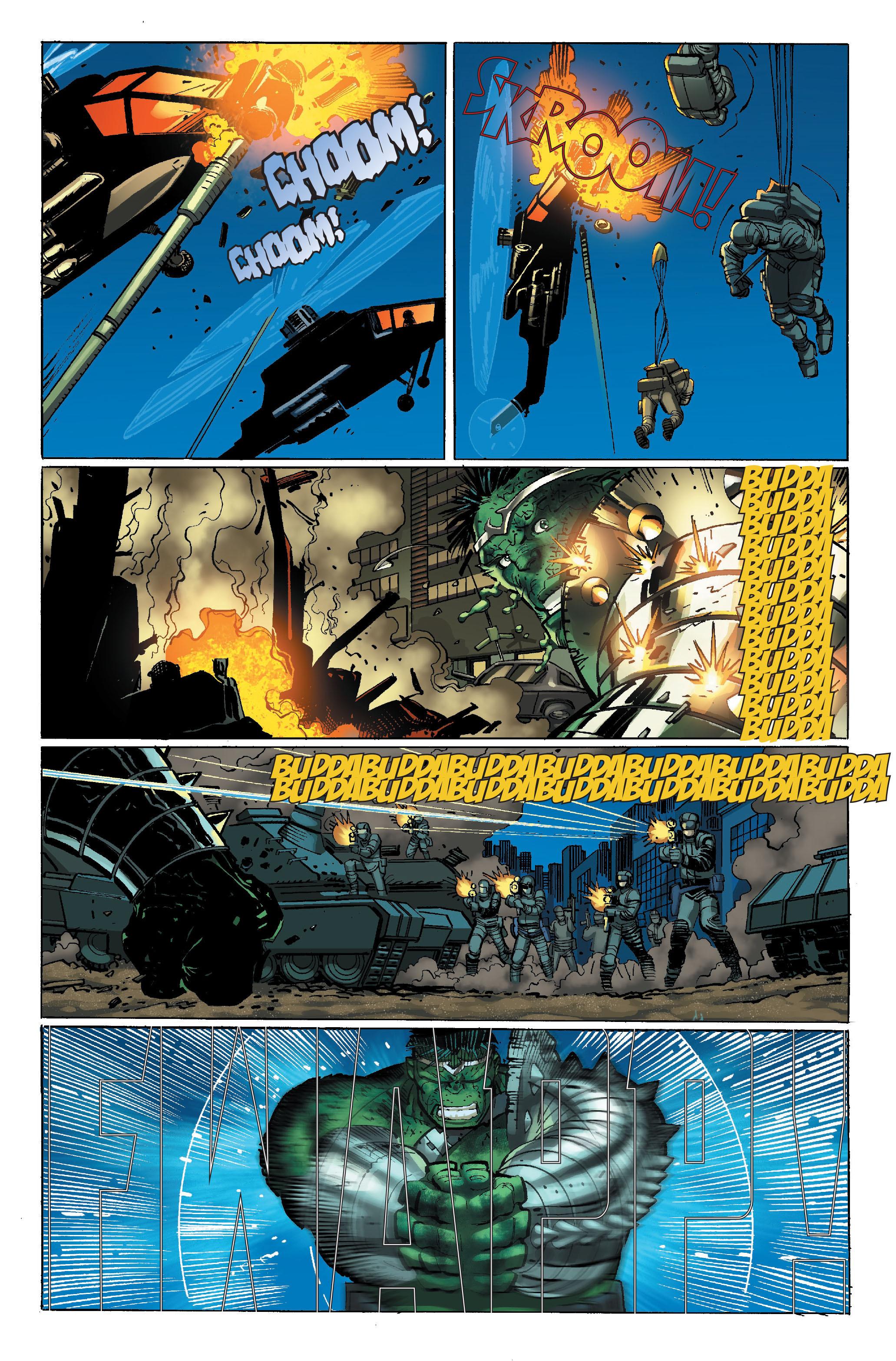 Read online World War Hulk comic -  Issue #3 - 23