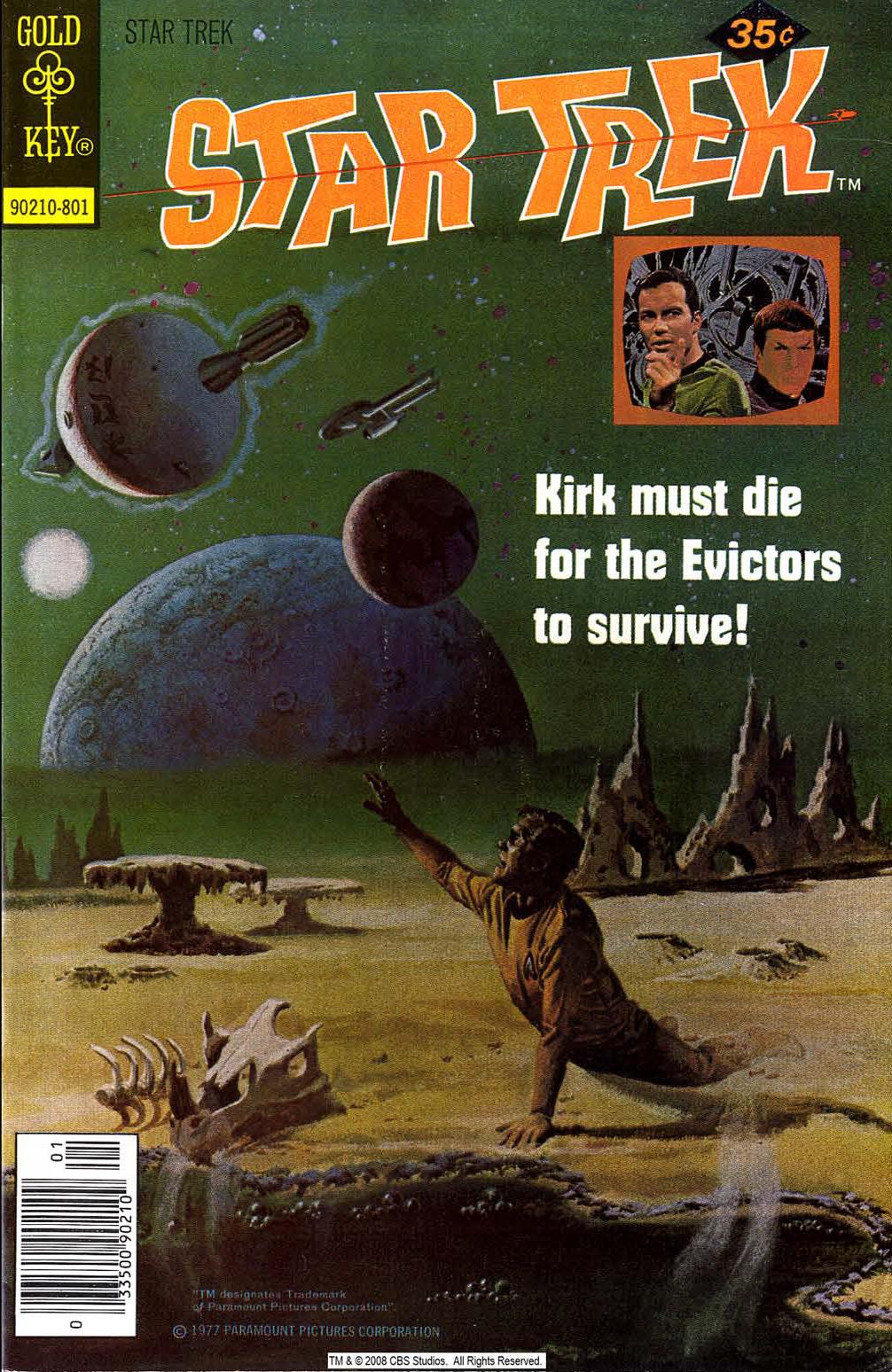 Star Trek (1967) issue 50 - Page 1