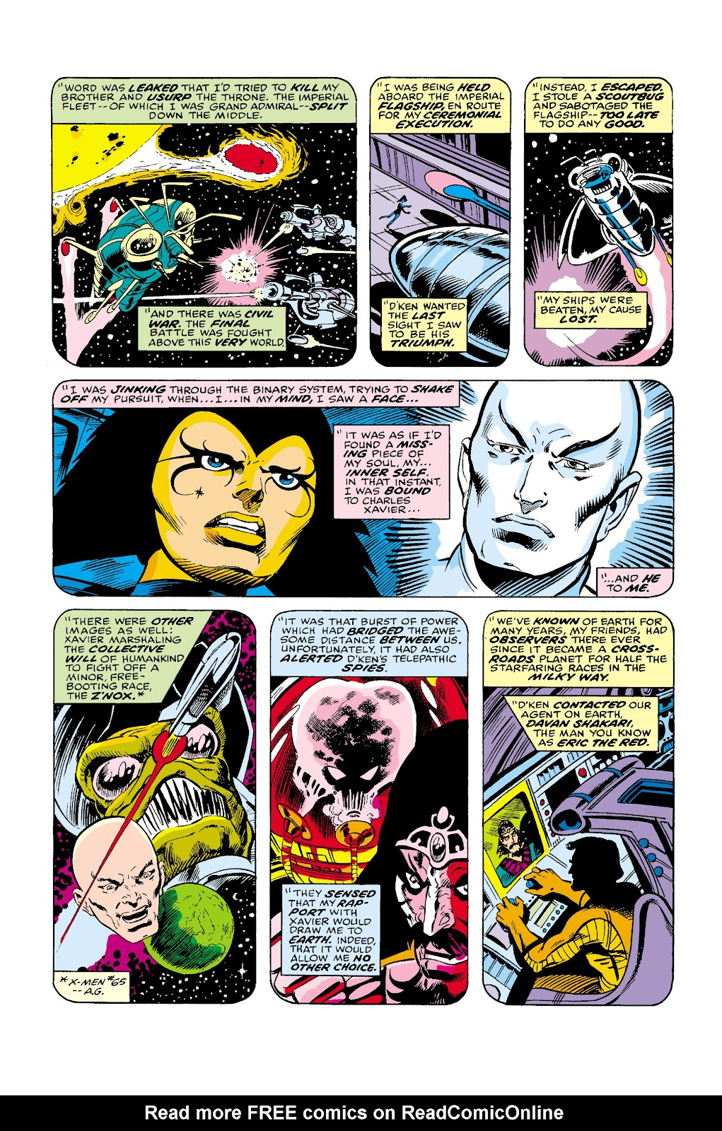 Uncanny X-Men (1963) issue 107 - Page 11