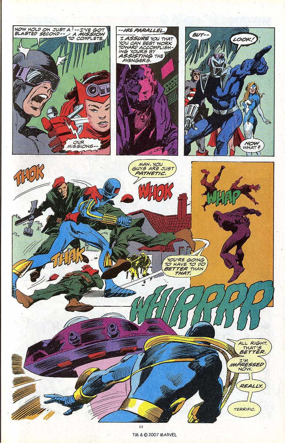 Iron Man Annual issue 13 - Page 17