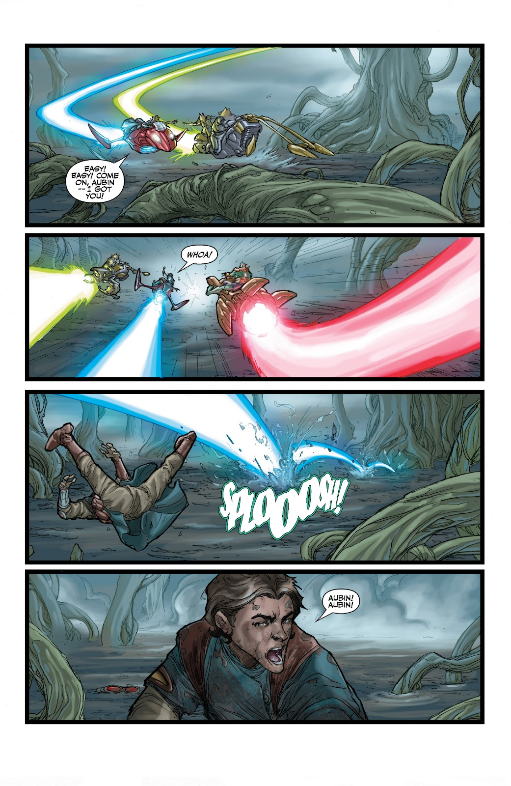 Read online Star Wars Legends: The Old Republic - Epic Collection comic -  Issue # TPB 3 (Part 1) - 84