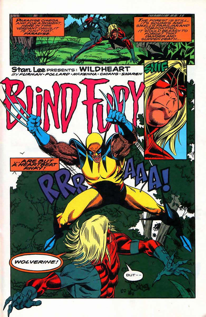 Read online Alpha Flight (1983) comic -  Issue #127 - 18