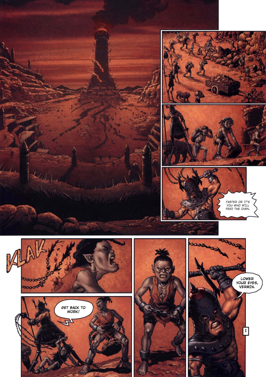 Read online Orks comic -  Issue #2 - 5