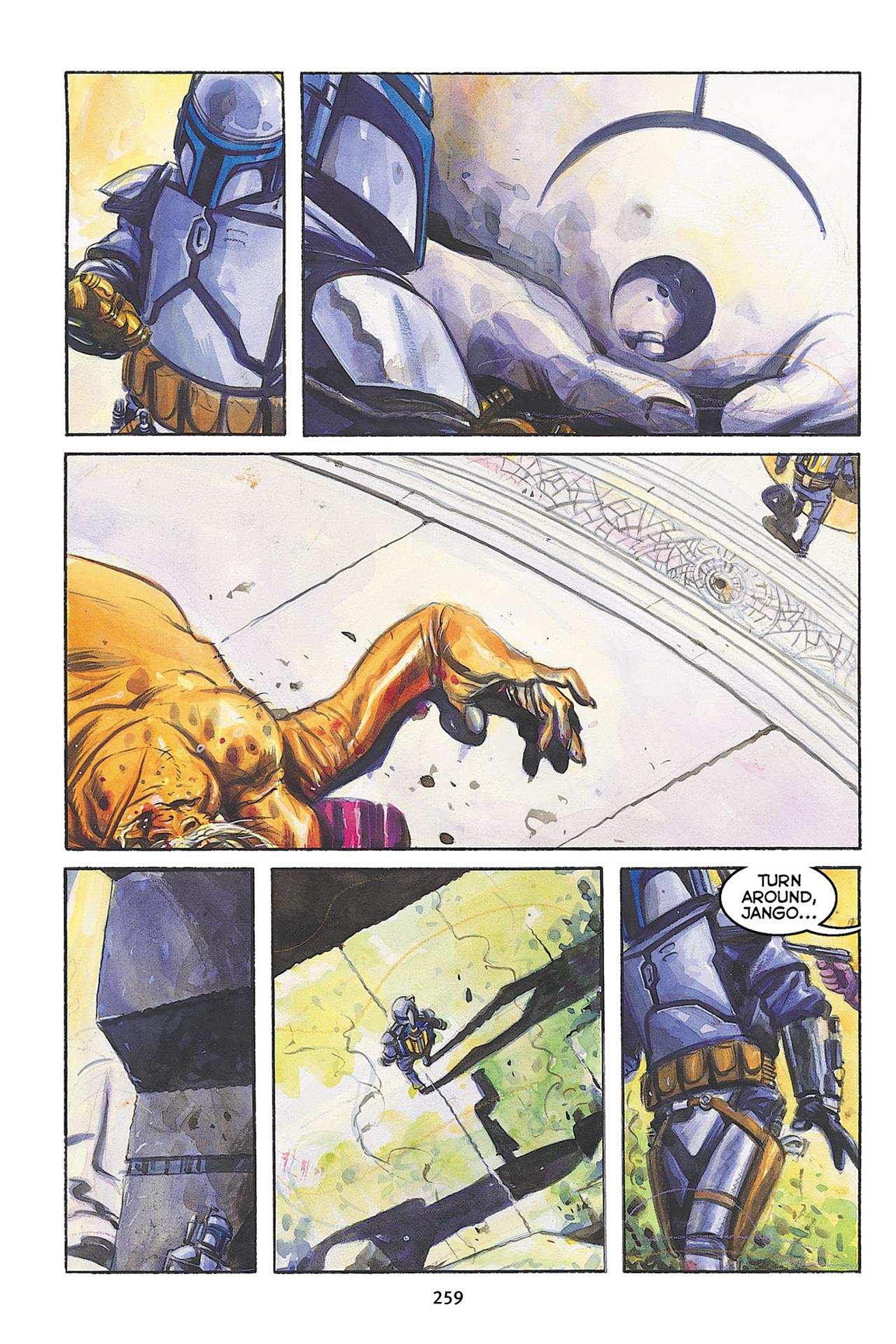 Read online Star Wars Omnibus comic -  Issue # Vol. 10 - 256