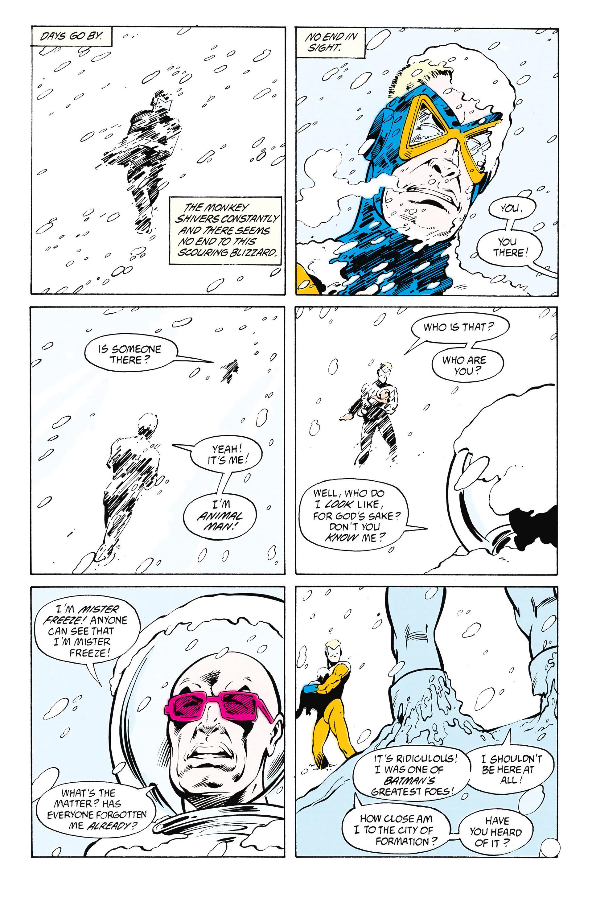 Read online Animal Man (1988) comic -  Issue #25 - 17