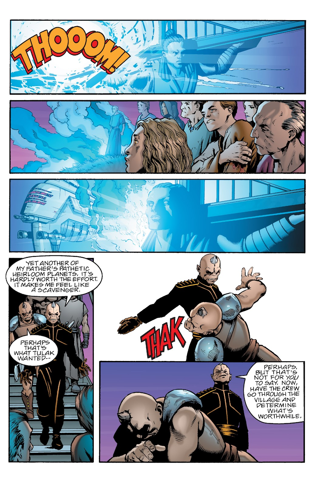 Read online Star Wars Legends: Rise of the Sith - Epic Collection comic -  Issue # TPB 1 (Part 1) - 59