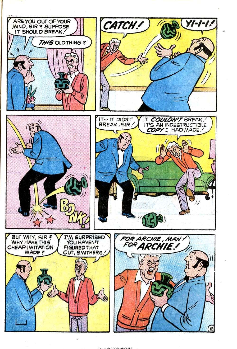 Read online Archie (1960) comic -  Issue #229 - 29