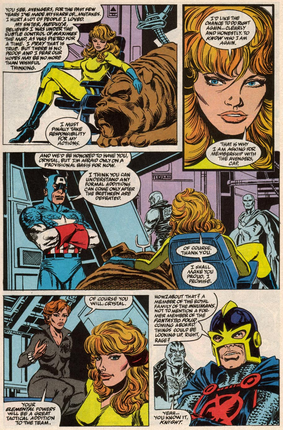 The Avengers (1963) 337 Page 10