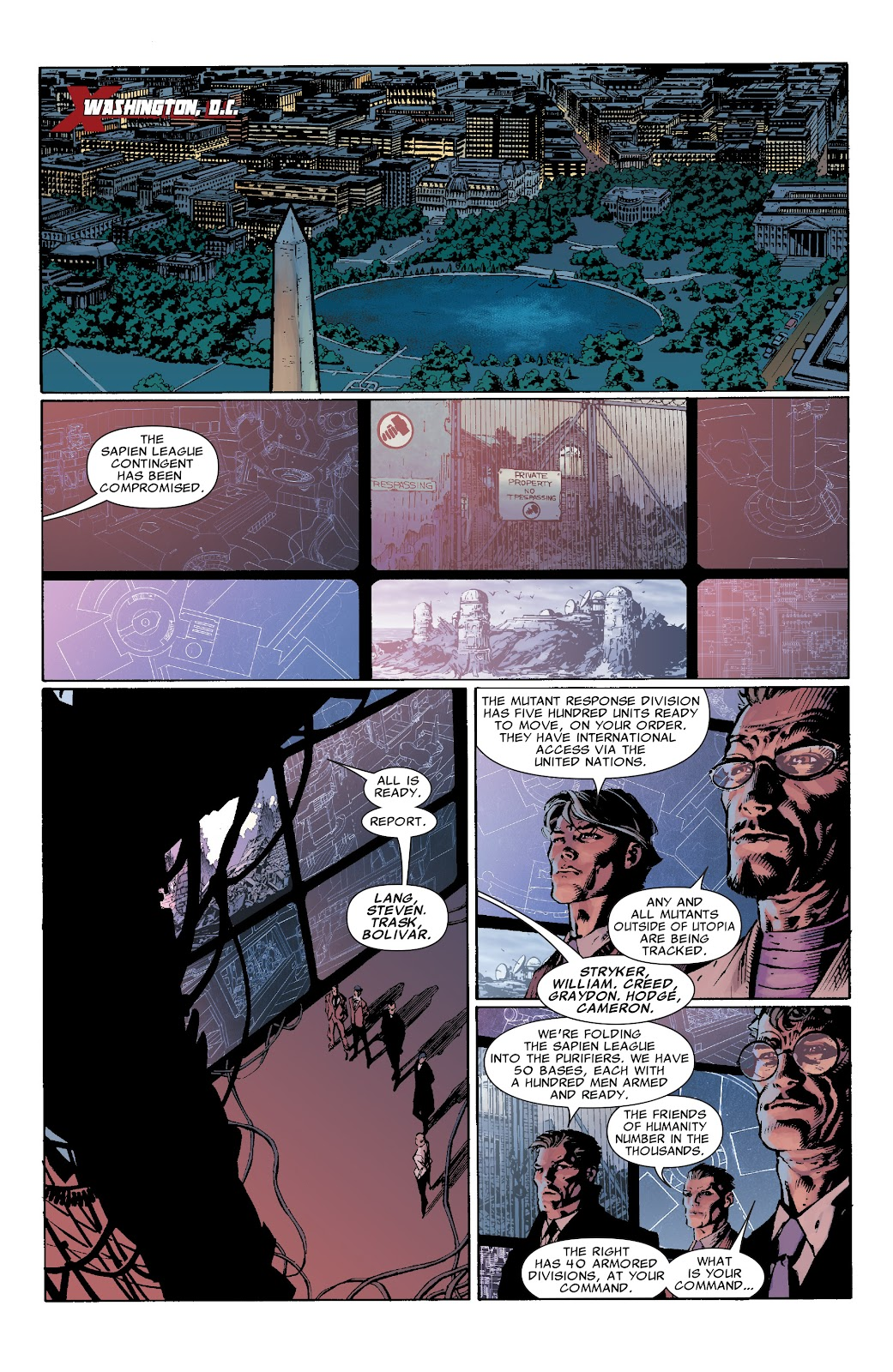 Read online X-Men: Second Coming comic -  Issue # _TPB (Part 1) - 40