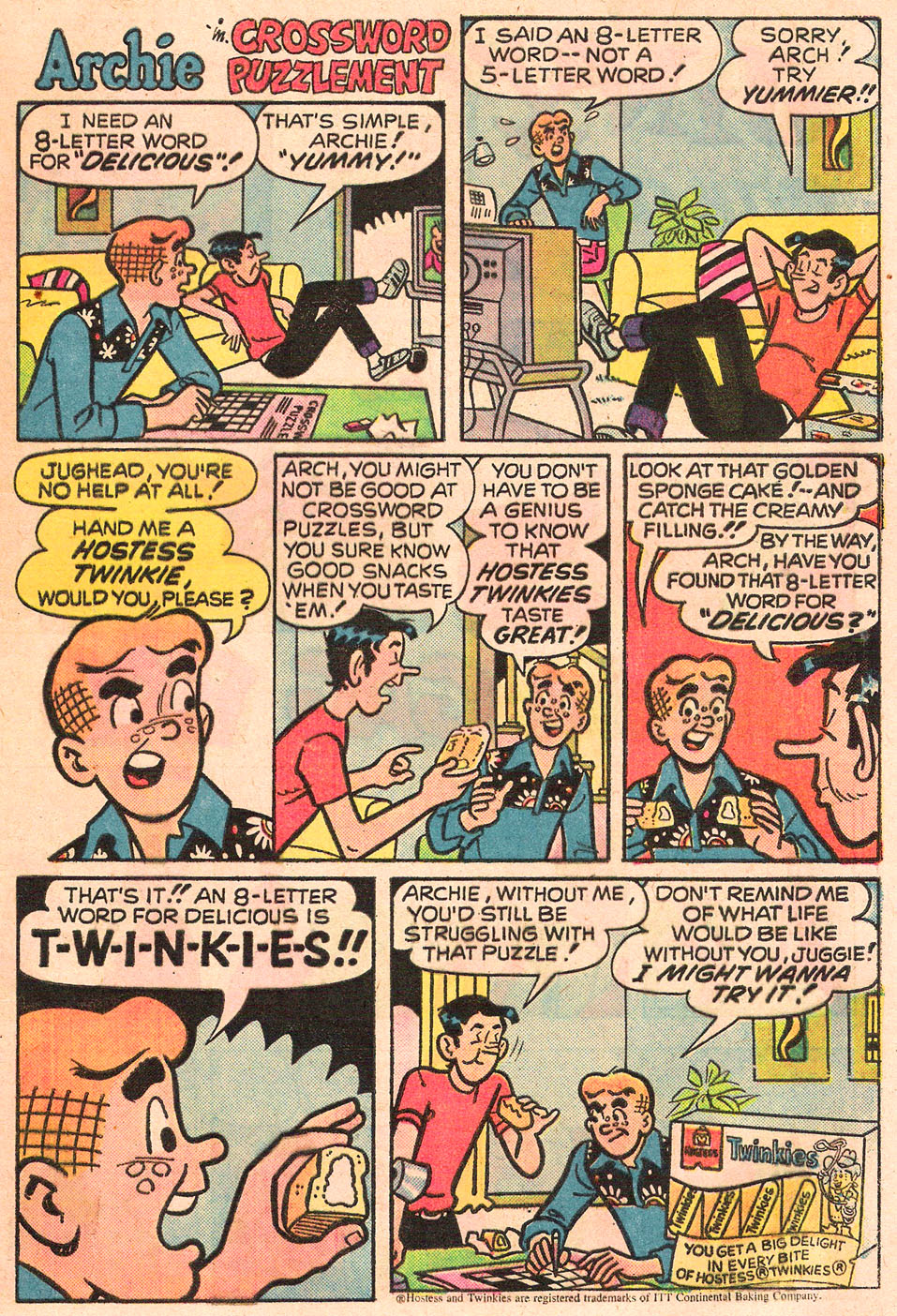 Read online Archie's Girls Betty and Veronica comic -  Issue #242 - 9
