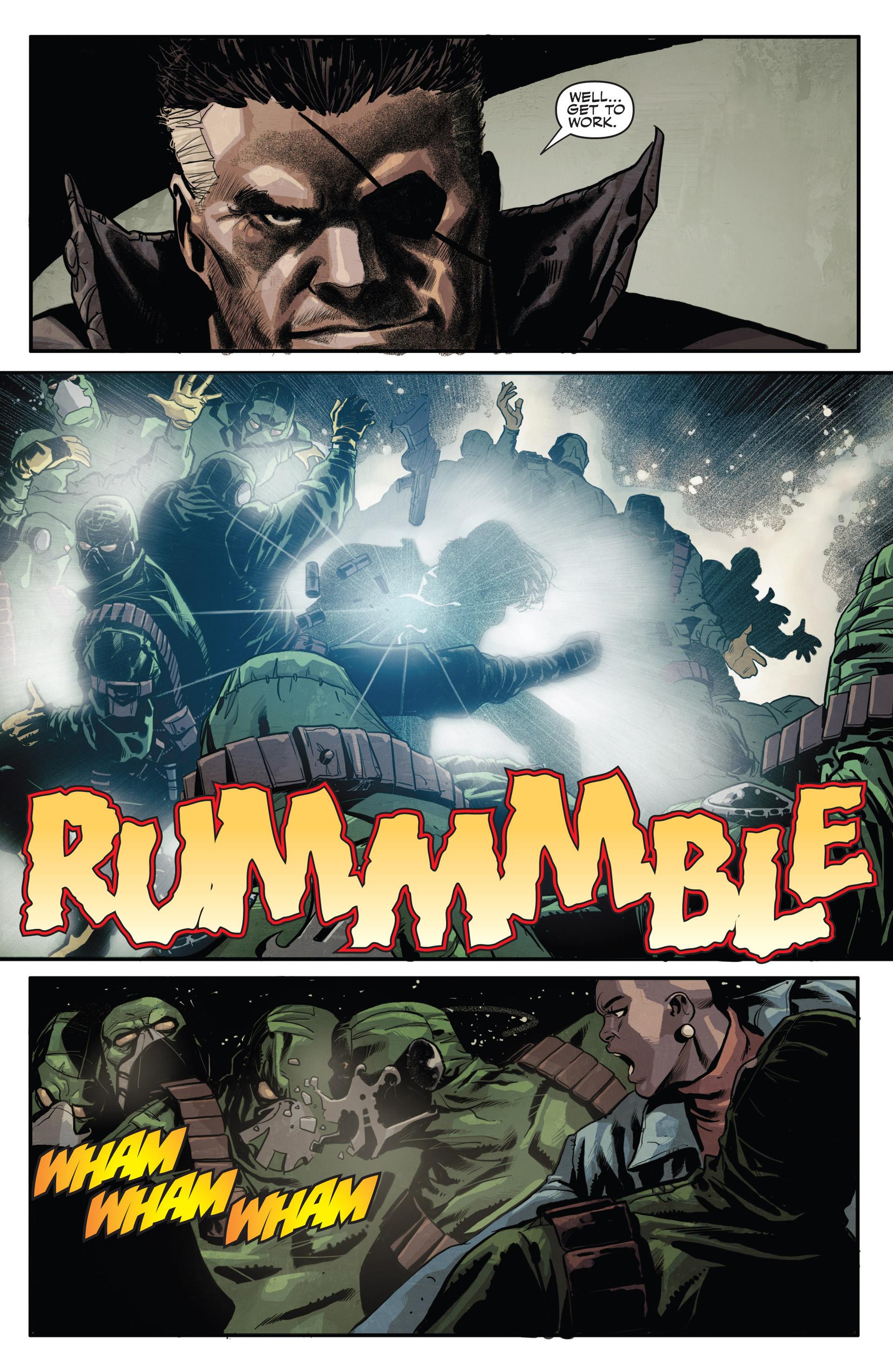 Read online Secret Warriors comic -  Issue #20 - 19