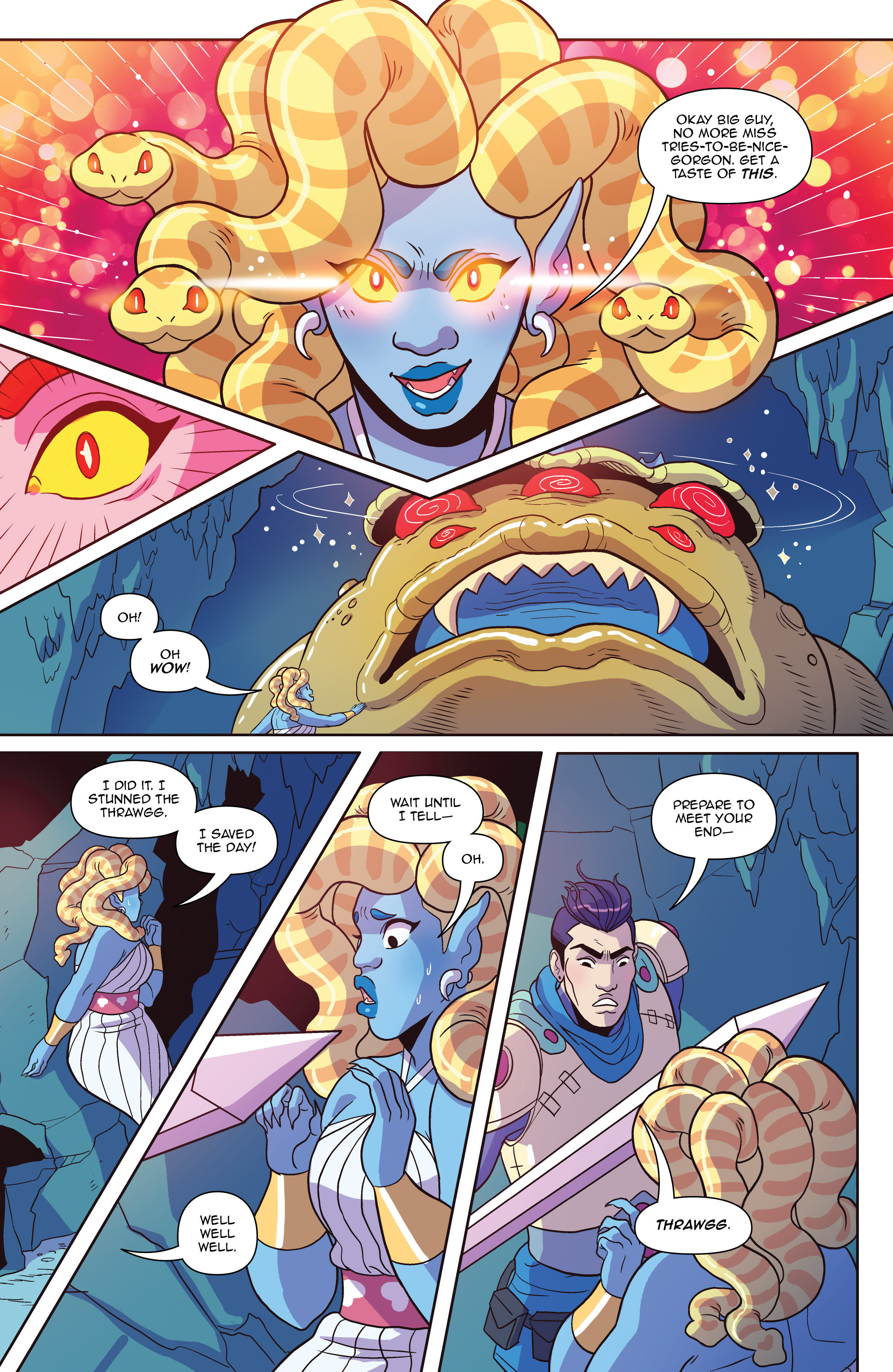 Read online Another Castle comic -  Issue #3 - 23