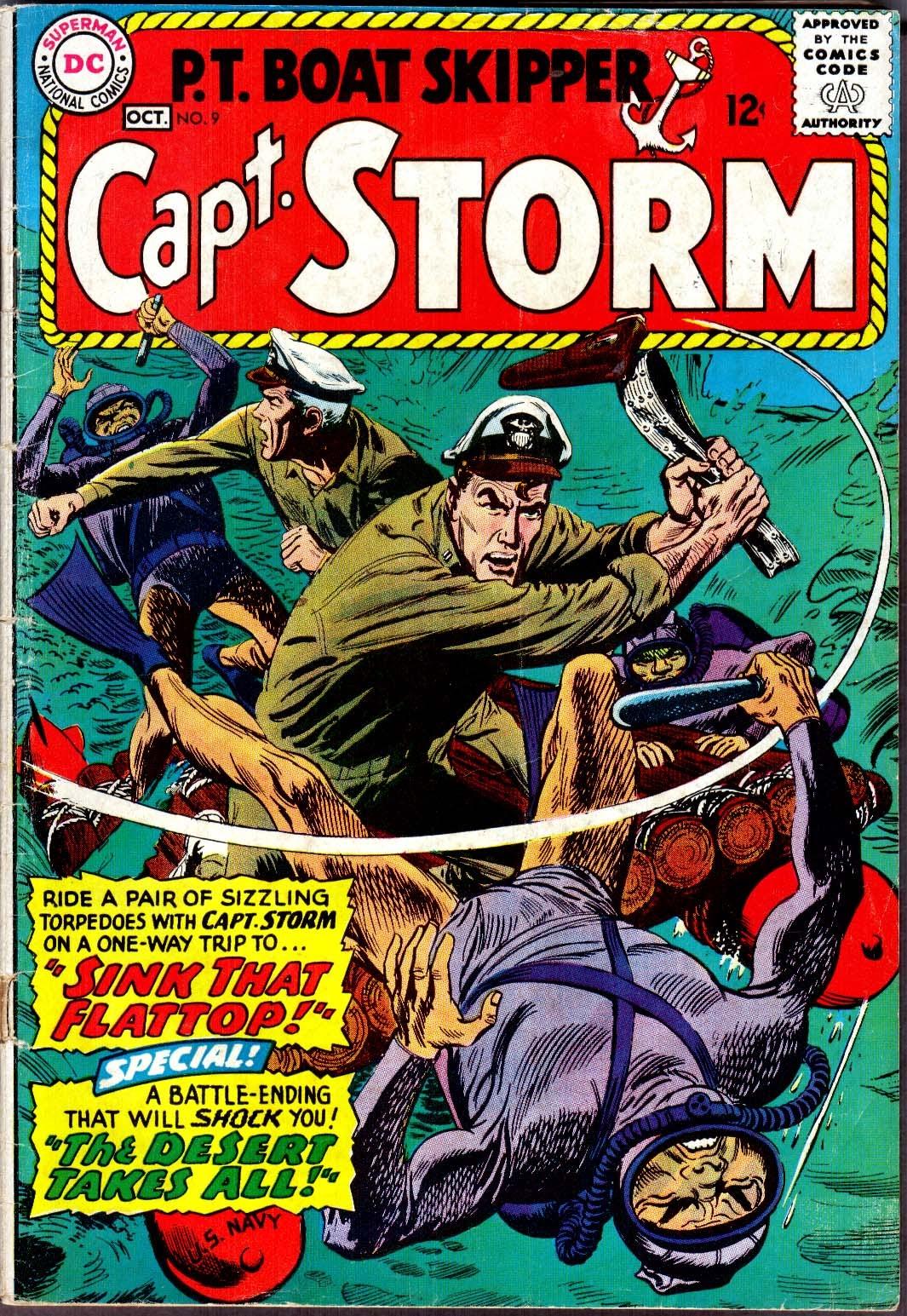 Capt. Storm 9 Page 1
