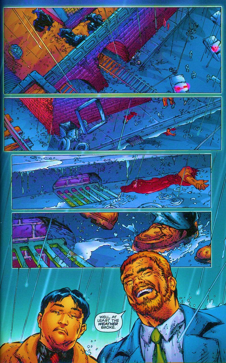 Read online Overkill: Witchblade/Aliens/Darkness/Predator comic -  Issue #2 - 5