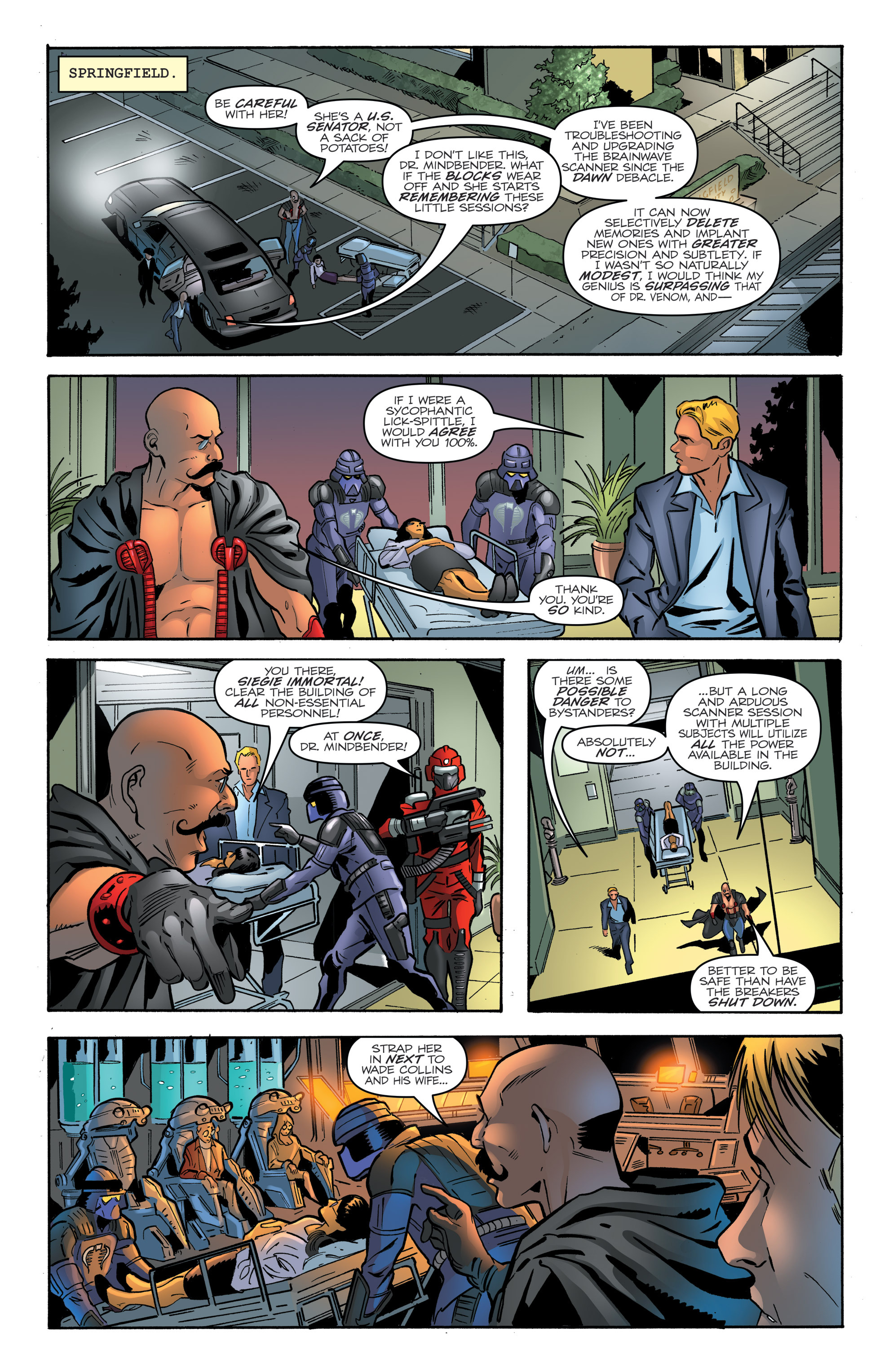 Read online G.I. Joe: A Real American Hero comic -  Issue #239 - 19