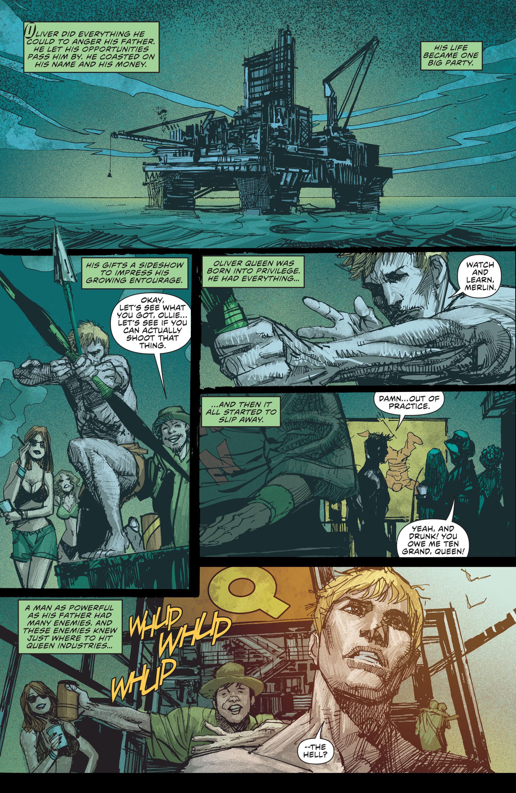 Read online Secret Origins (2014) comic -  Issue #4 - 17