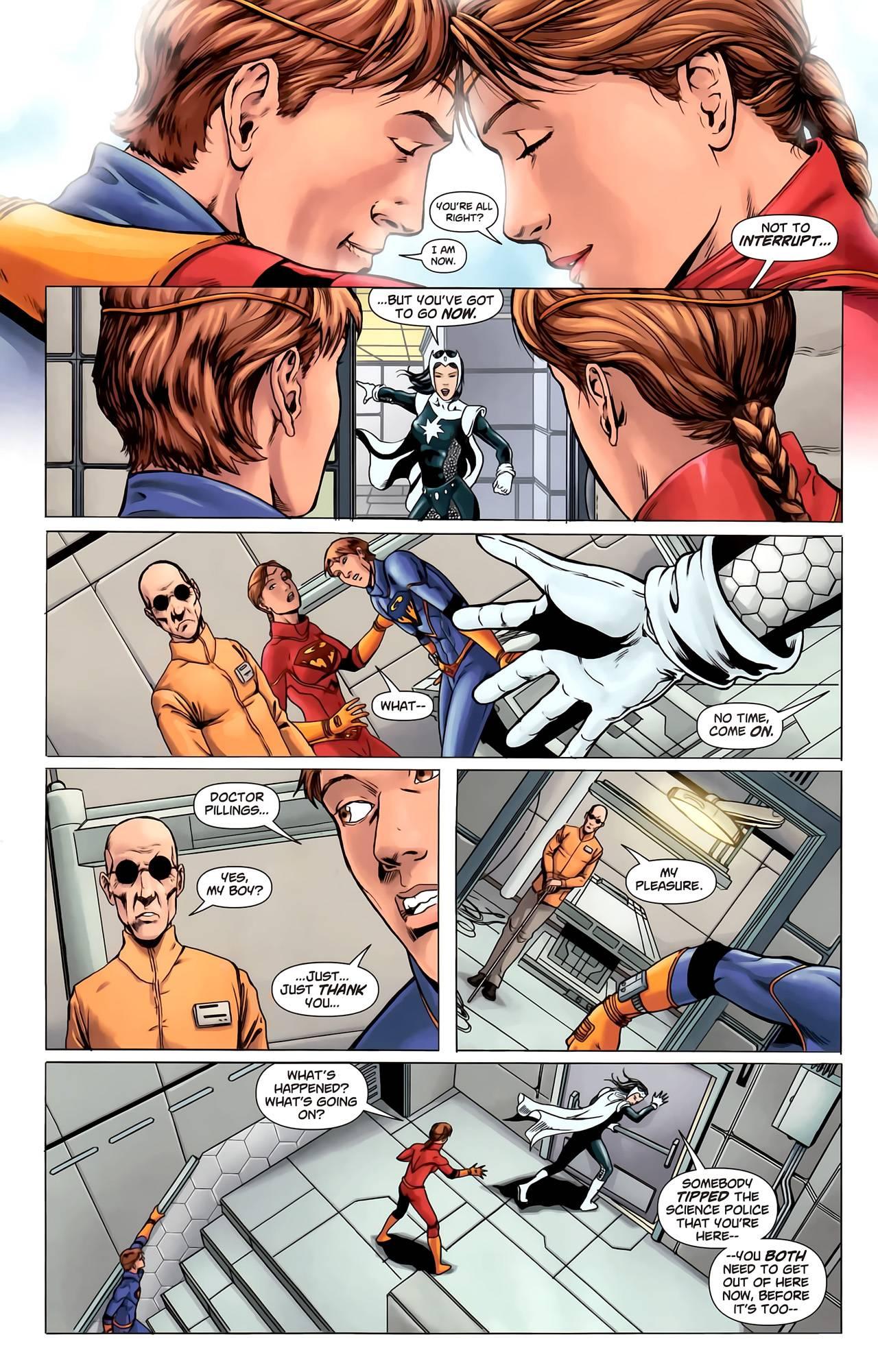 Action Comics (1938) 885 Page 1