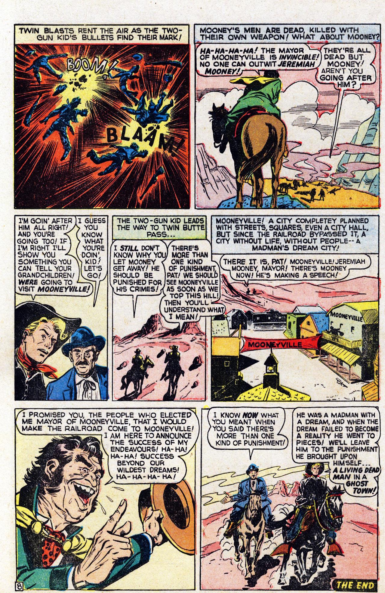 Read online Two-Gun Kid comic -  Issue #7 - 32