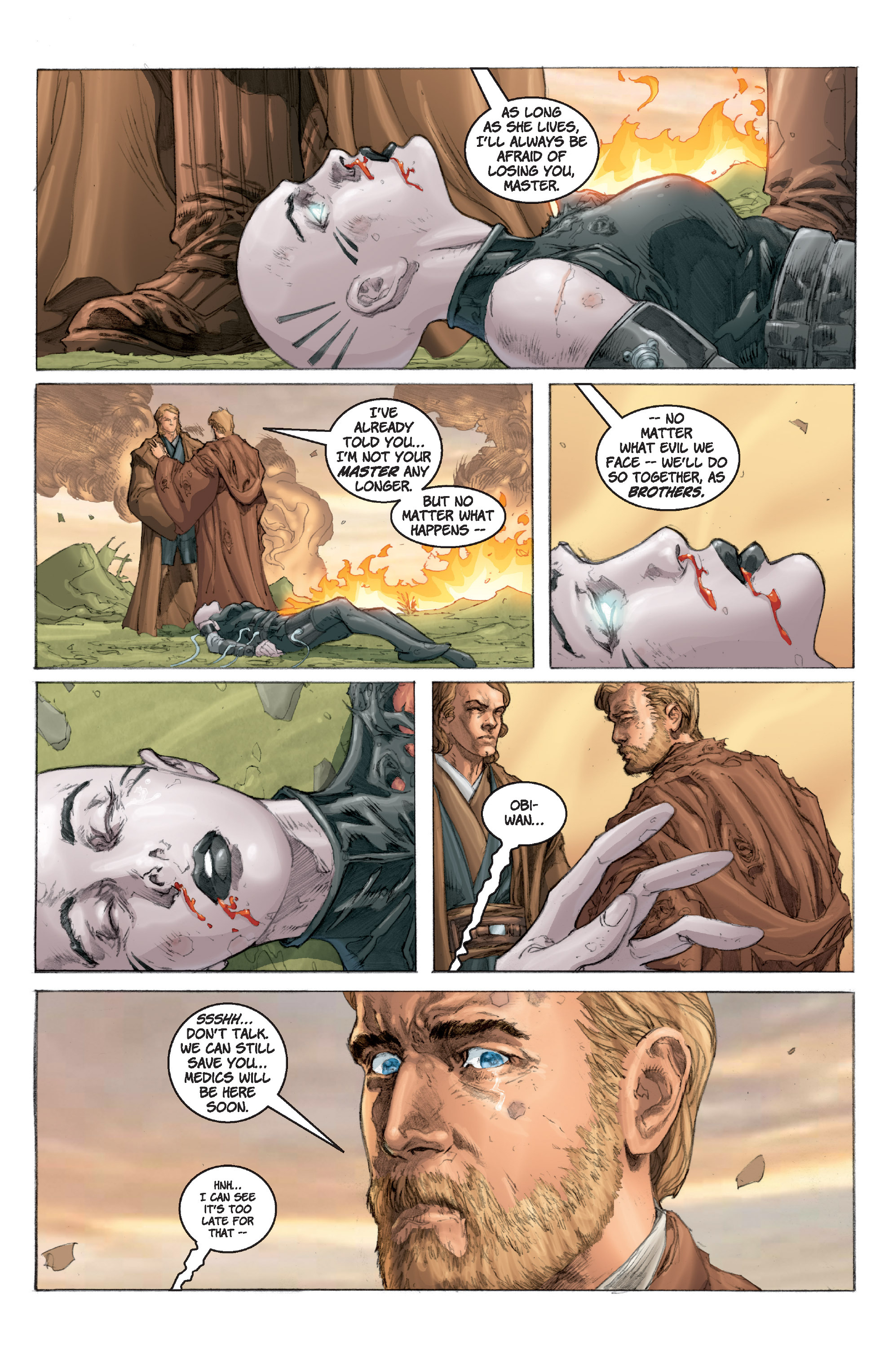 Read online Star Wars Omnibus comic -  Issue # Vol. 26 - 184