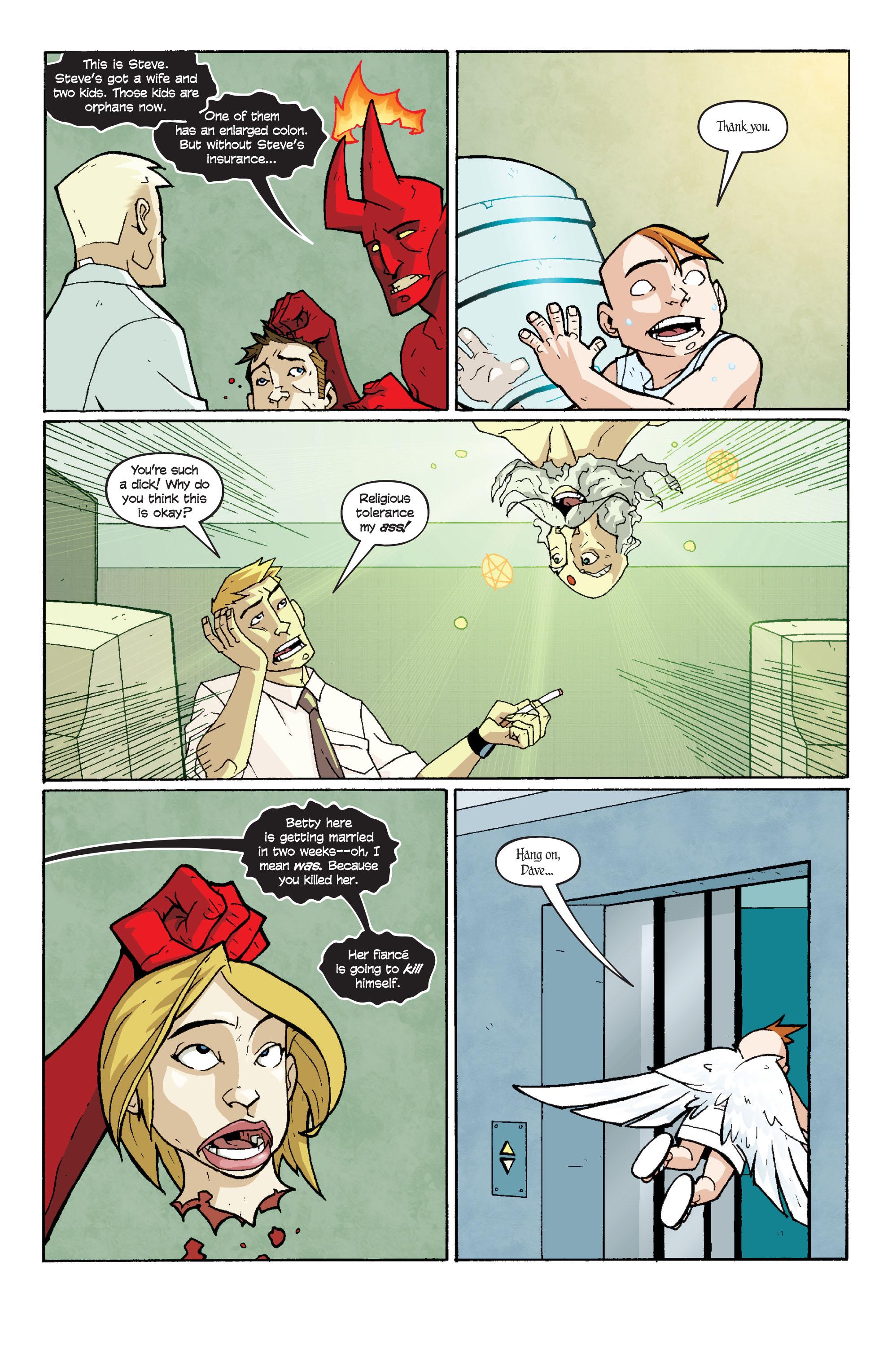 Read online Killer Of Demons comic -  Issue #3 - 18