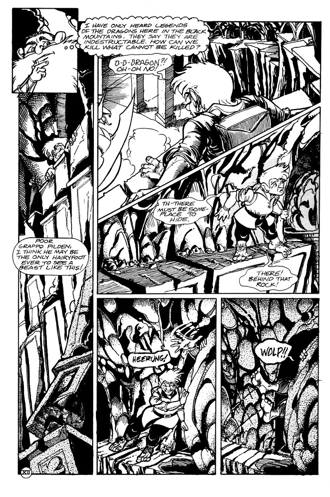 The Realm (1986) issue 18 - Page 14