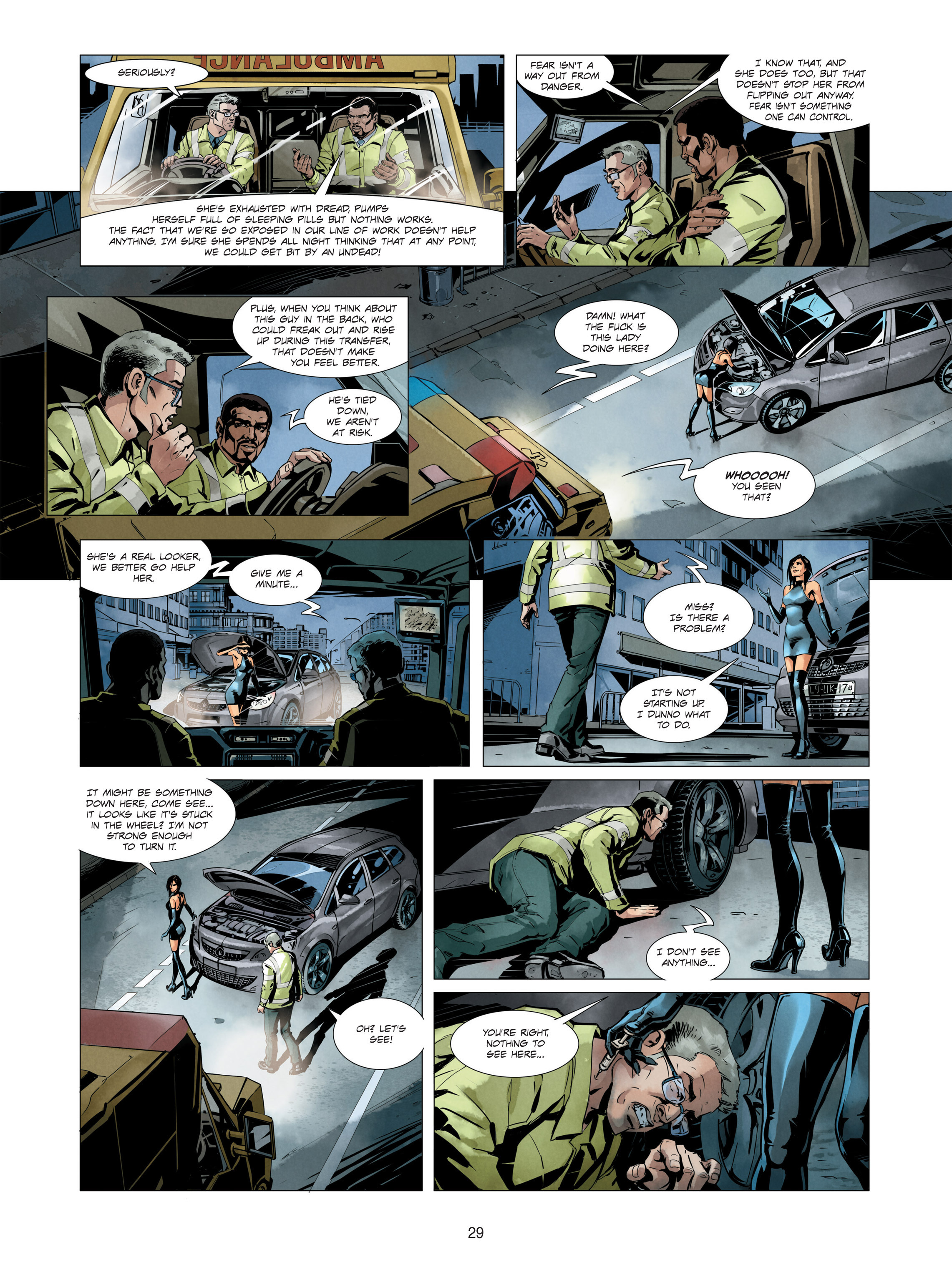 Read online Alice Matheson comic -  Issue #3 - 29
