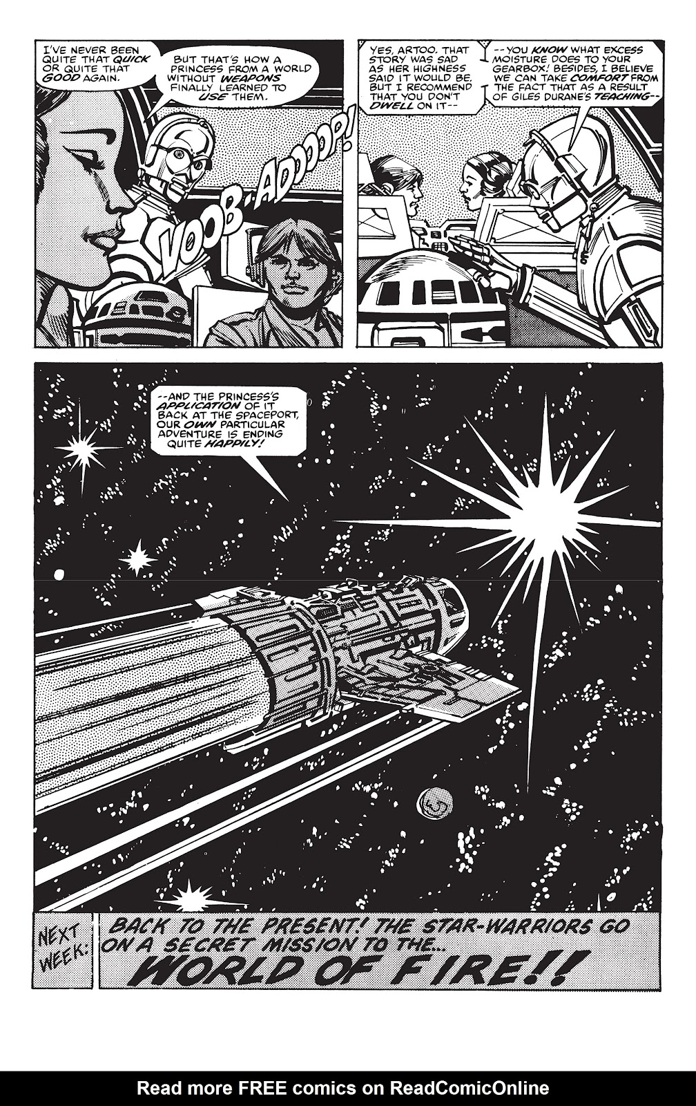 Read online Star Wars Legends: The Original Marvel Years - Epic Collection comic -  Issue # TPB 2 (Part 4) - 76