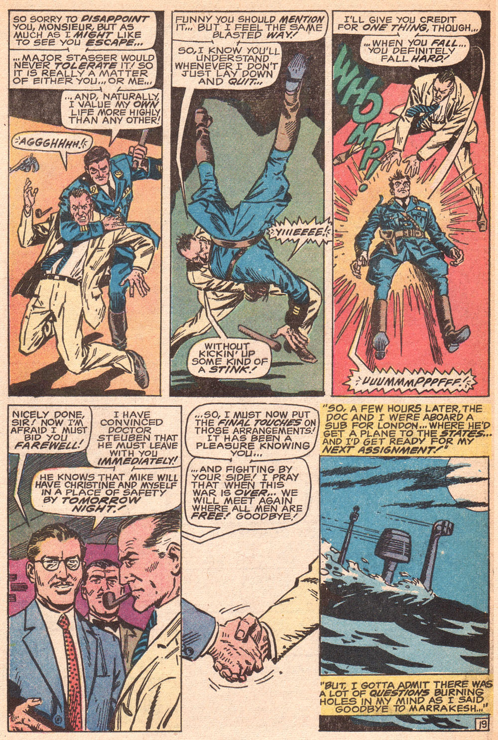 Read online Sgt. Fury comic -  Issue #72 - 32