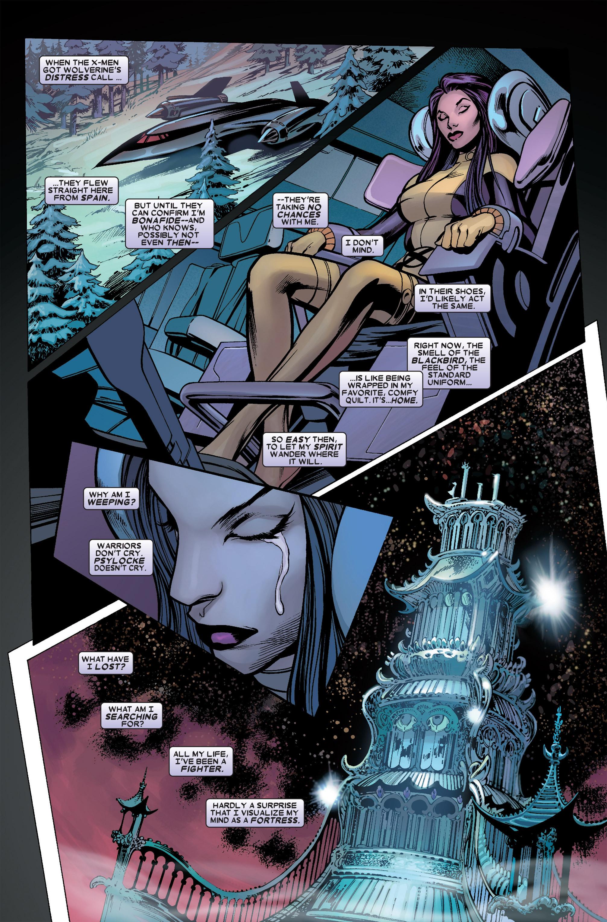 Read online Uncanny X-Men (1963) comic -  Issue #456 - 5