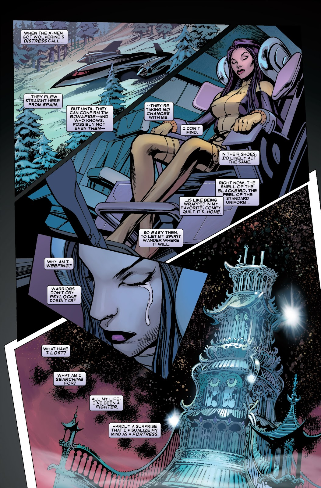 Uncanny X-Men (1963) issue 456 - Page 5