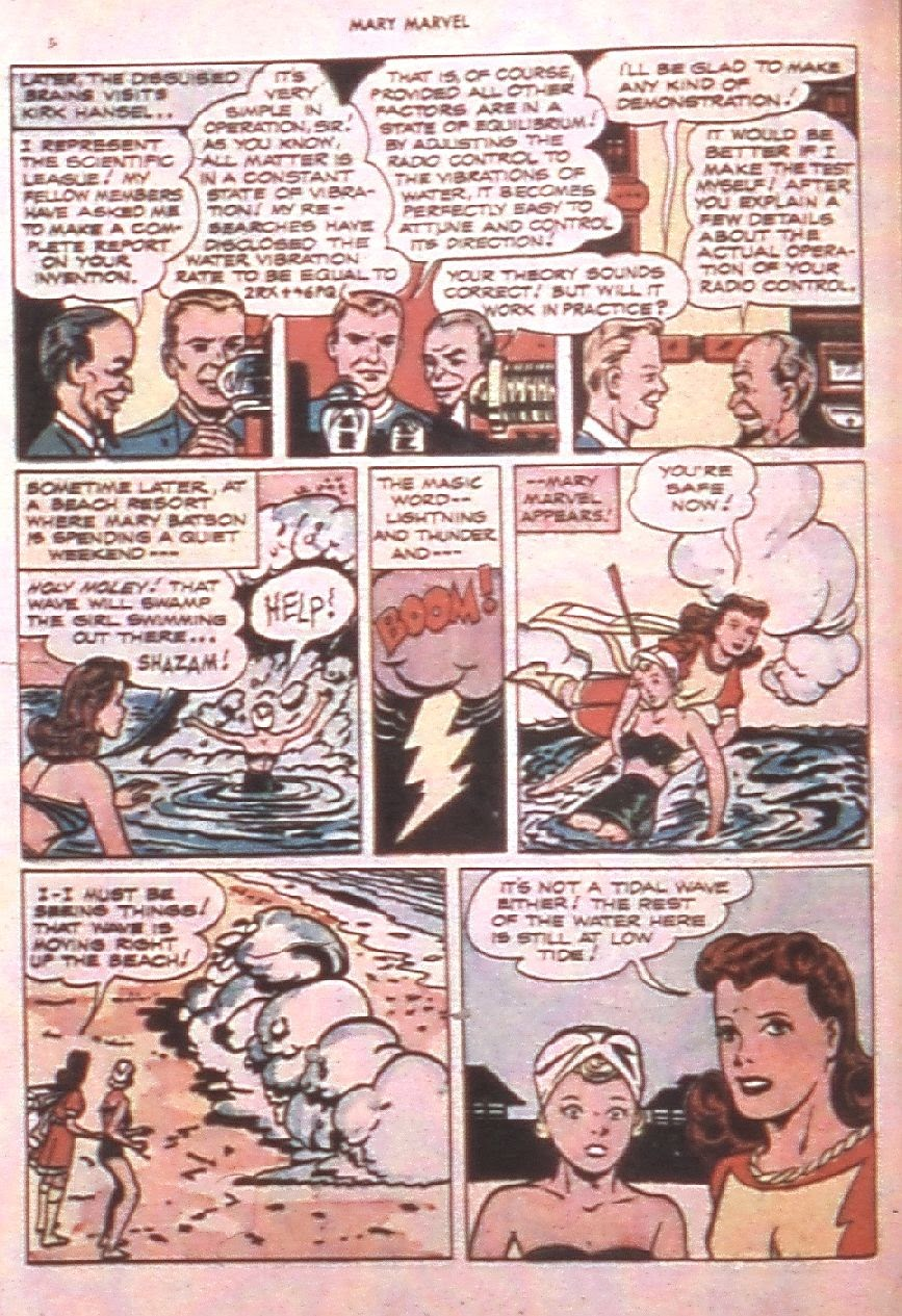 Mary Marvel issue 25 - Page 28