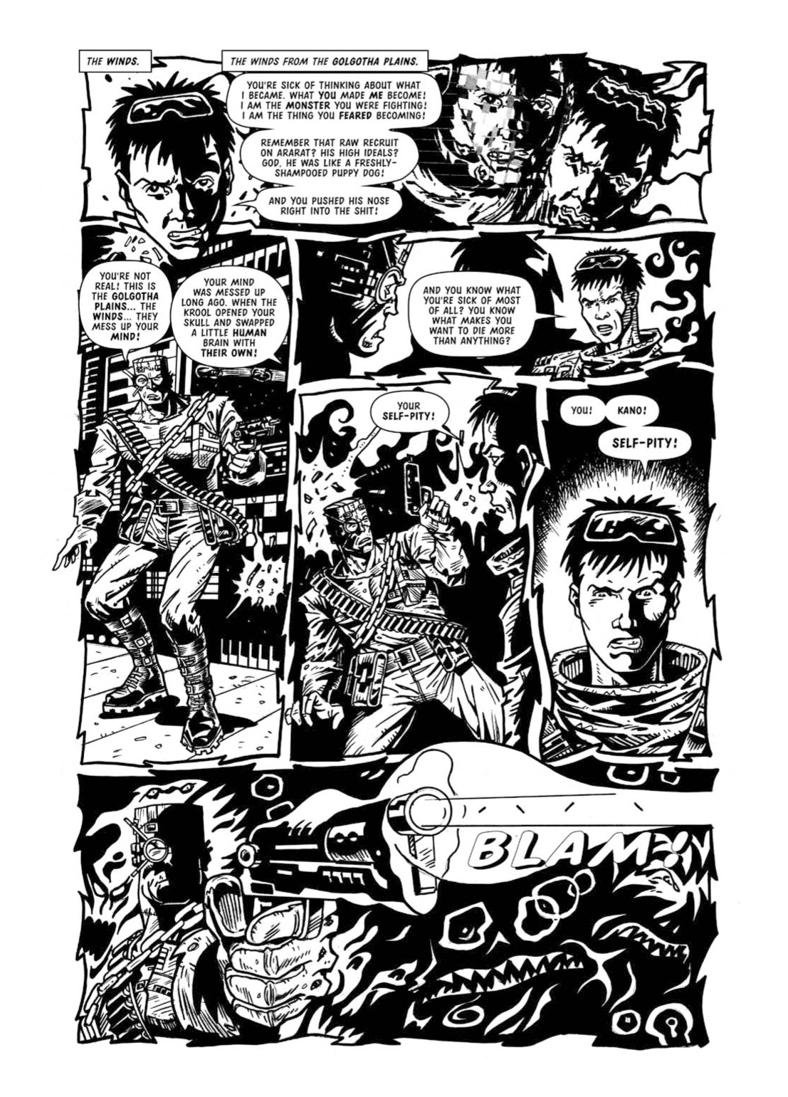 Read online The Complete Bad Company comic -  Issue # TPB - 327